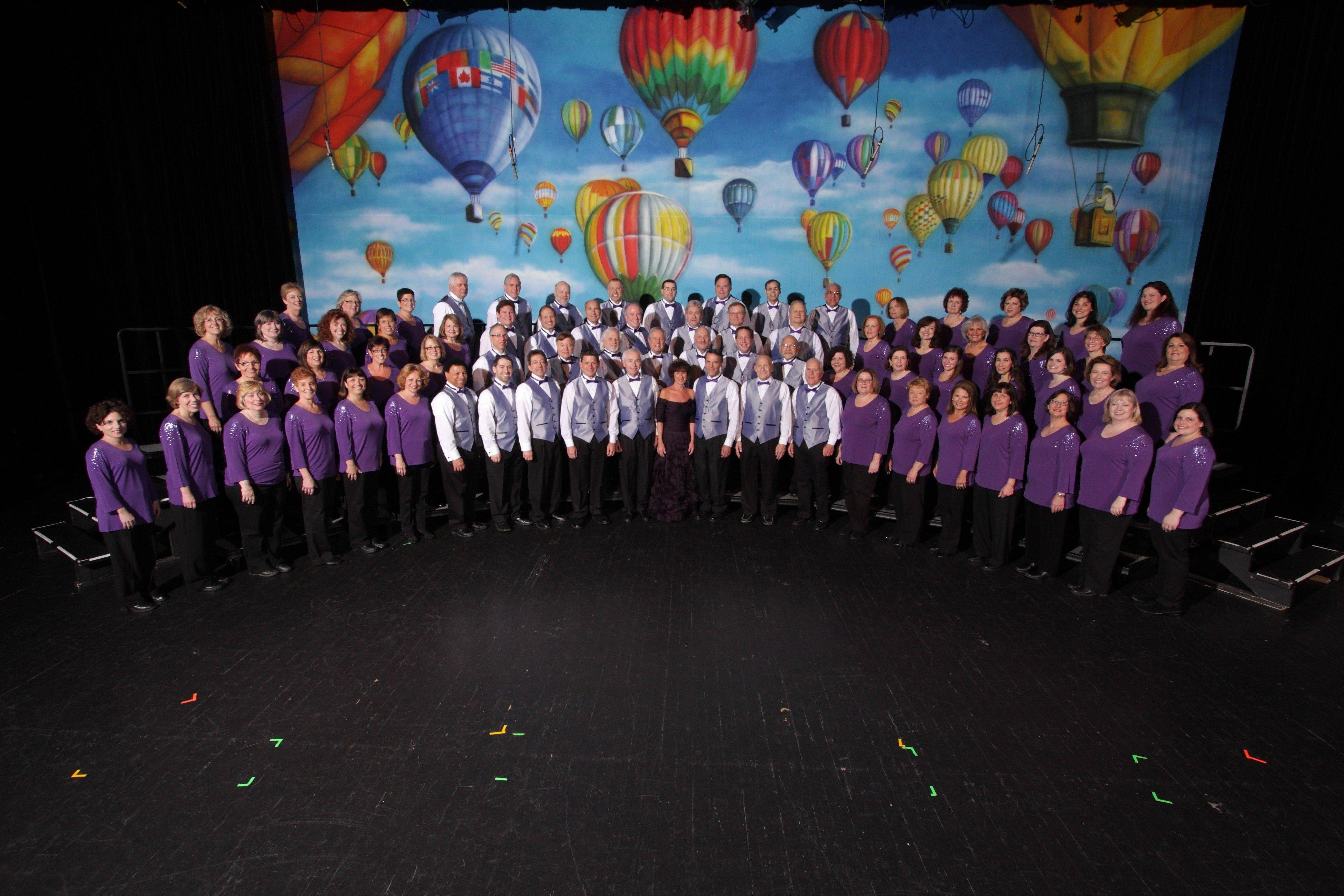 The Buffalo Grove Park District's BG Singers will celebrate their 20th anniversary performance at 7:30 p.m. Saturday, Sept. 8, and 3 p.m. Sunday, Sept. 9, at the Stevenson High School Performing Arts Center.