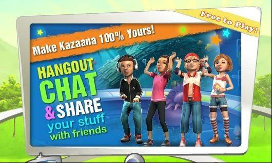 Social media company Kazaana launched with $3 million in funding and with hopes of attracting users younger than 13 who will be addicted to friending, photo-sharing and farm-tending games. They�re not the only ones: Facebook is also considering breaking into the preteen market.