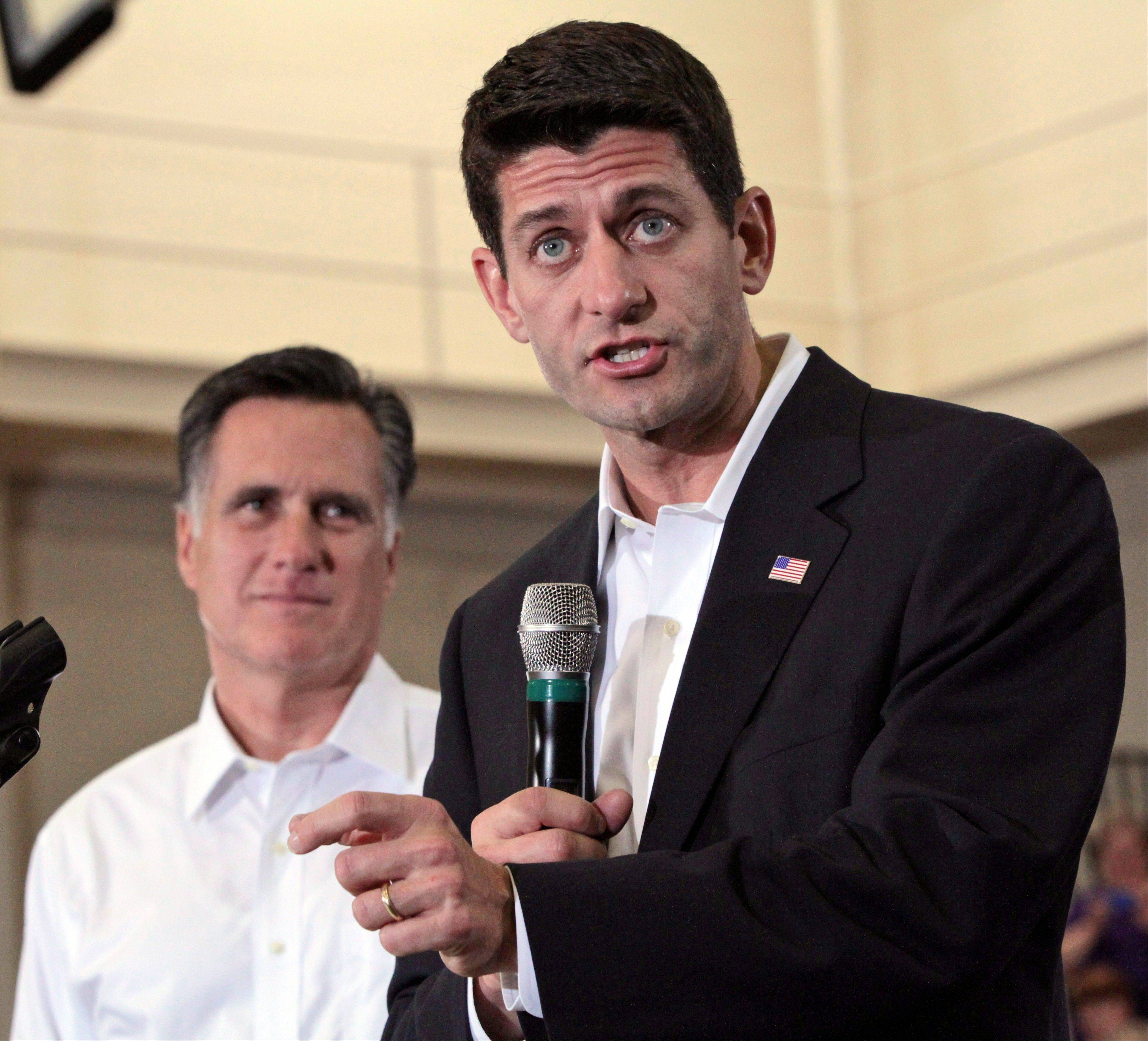 Suburban Republicans praise Paul Ryan pick