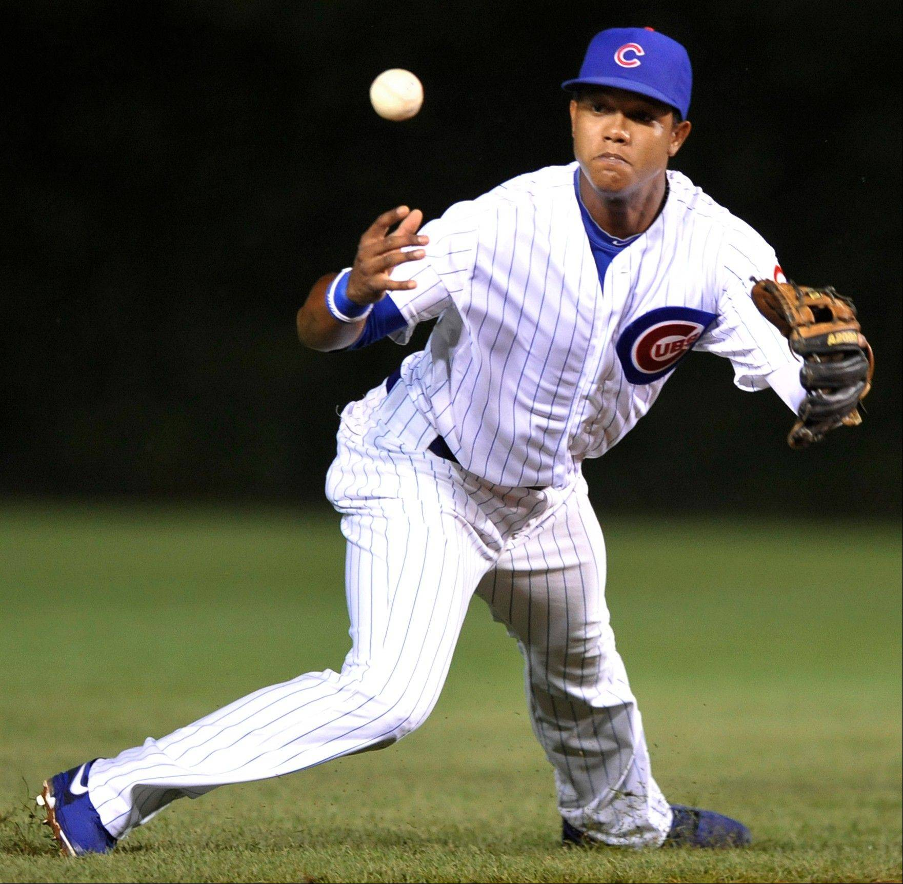 Starlin Castro continues to learn some lessons the hard way, but manager Dale Sveum is sticking with his young shortstop.