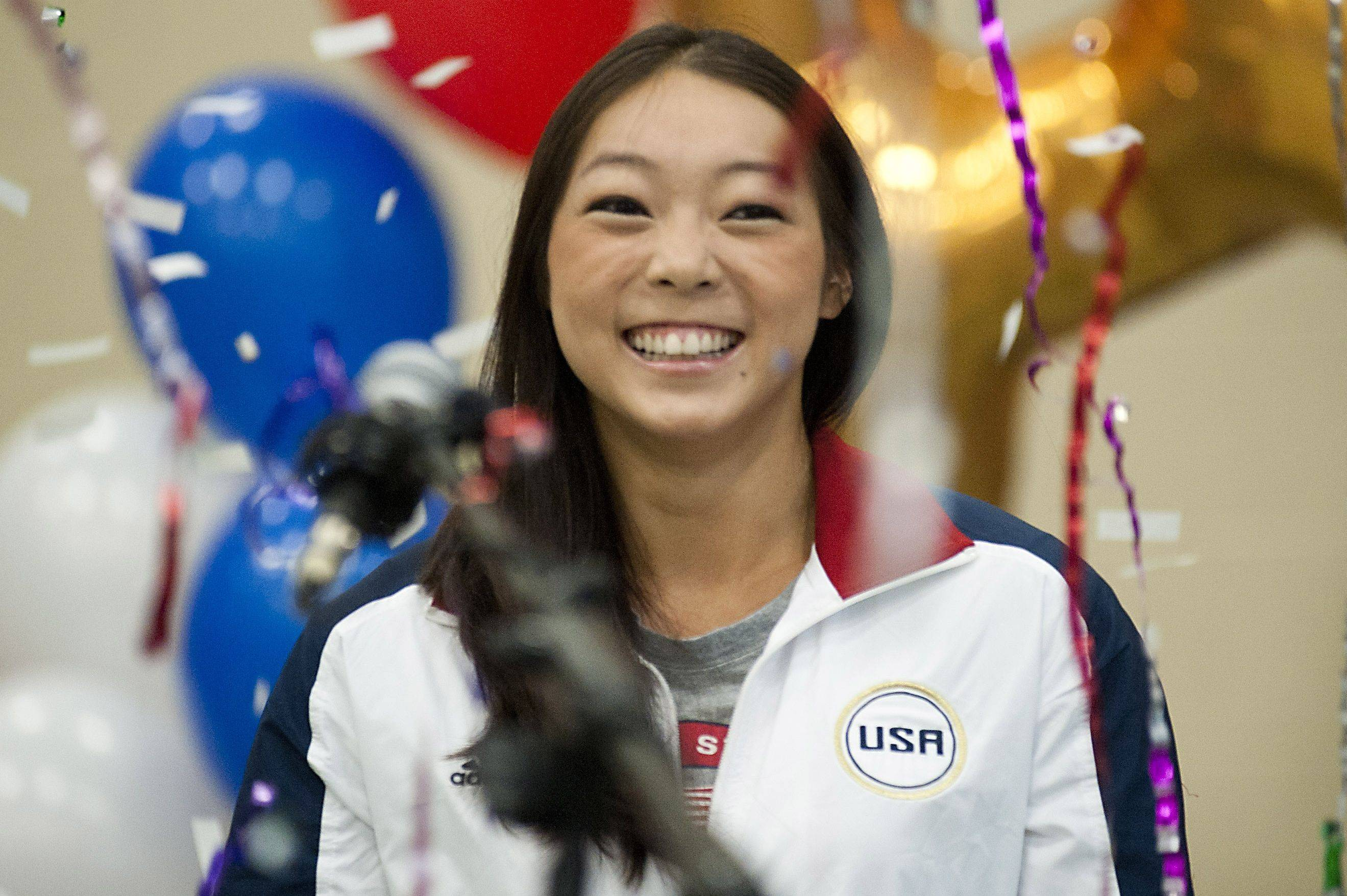 Aurora native Anna Li was chosen as an alternate for the U.S. women's gymnastics team for the 2012 Olympics. She suffered a severe neck injury on July 24, but was able to stay overseas to watch the U.S. capture the team gold medal.