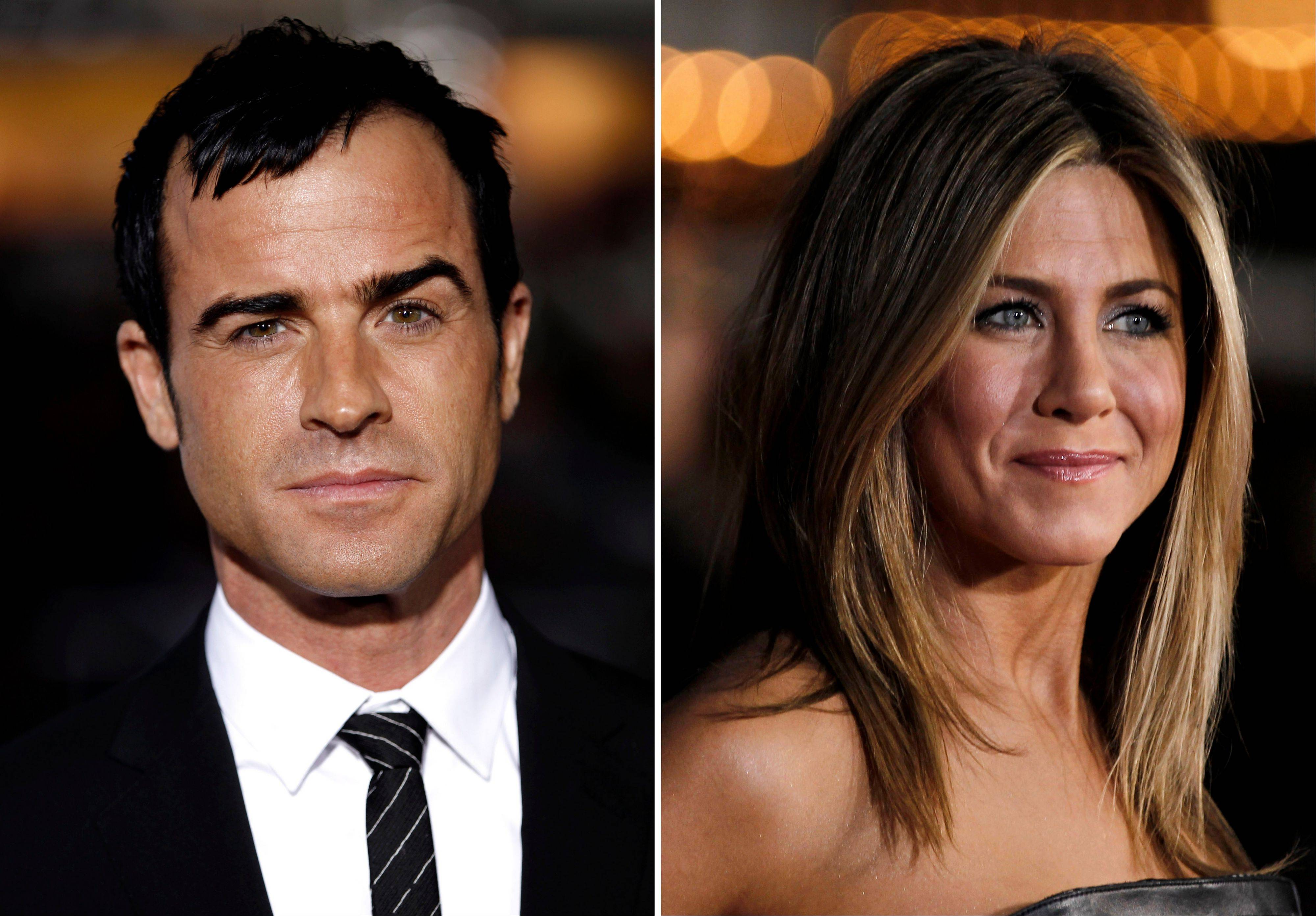 Actors Justin Theroux and Jennifer Aniston have announced their engagement. The pair, who have been dating for a year, became engaged on Friday after Theroux popped the question on his birthday.