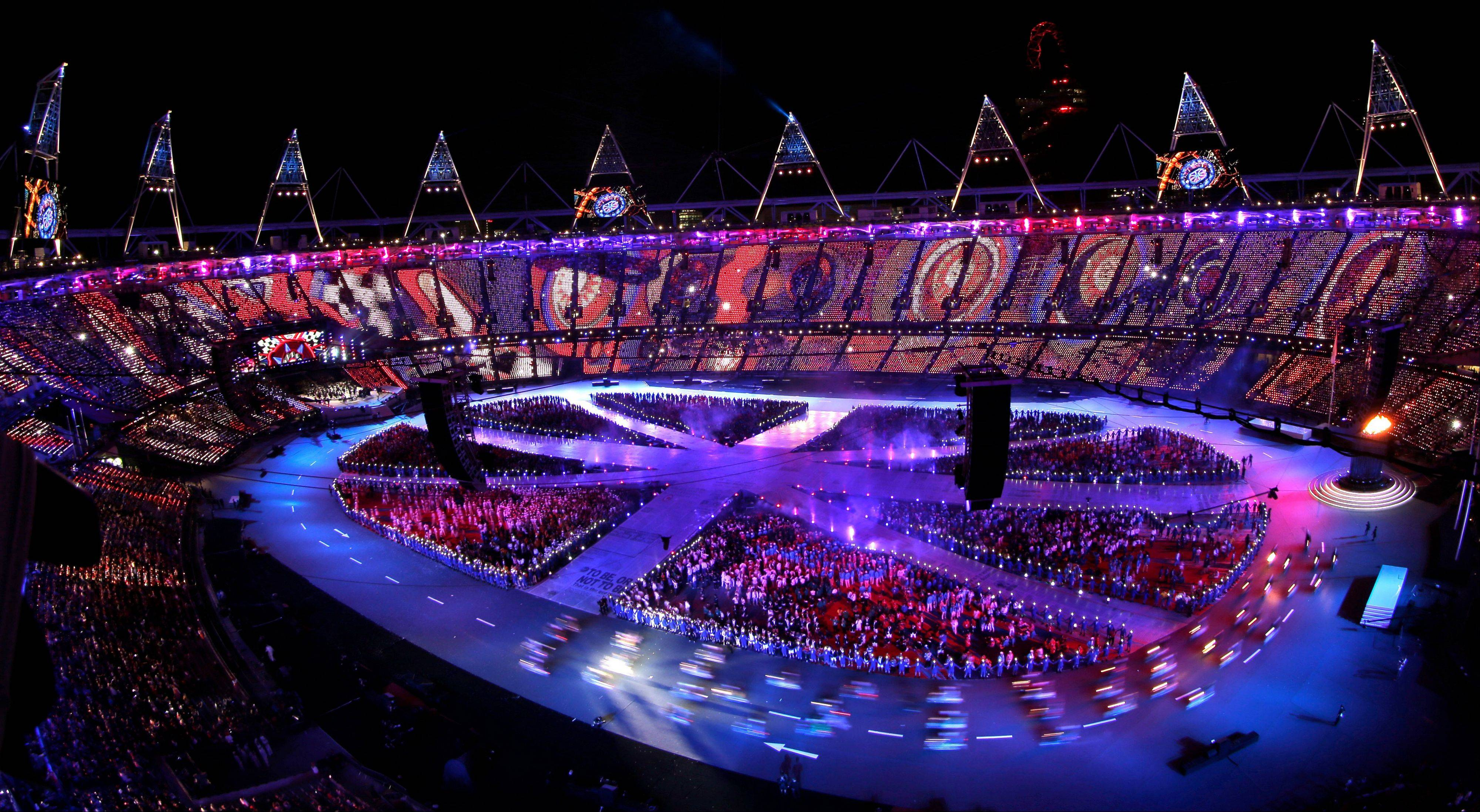 "The Who's ""Pinball Wizard"" is performed by the Kaiser Chiefs during the Closing Ceremony at the 2012 Summer Olympics."