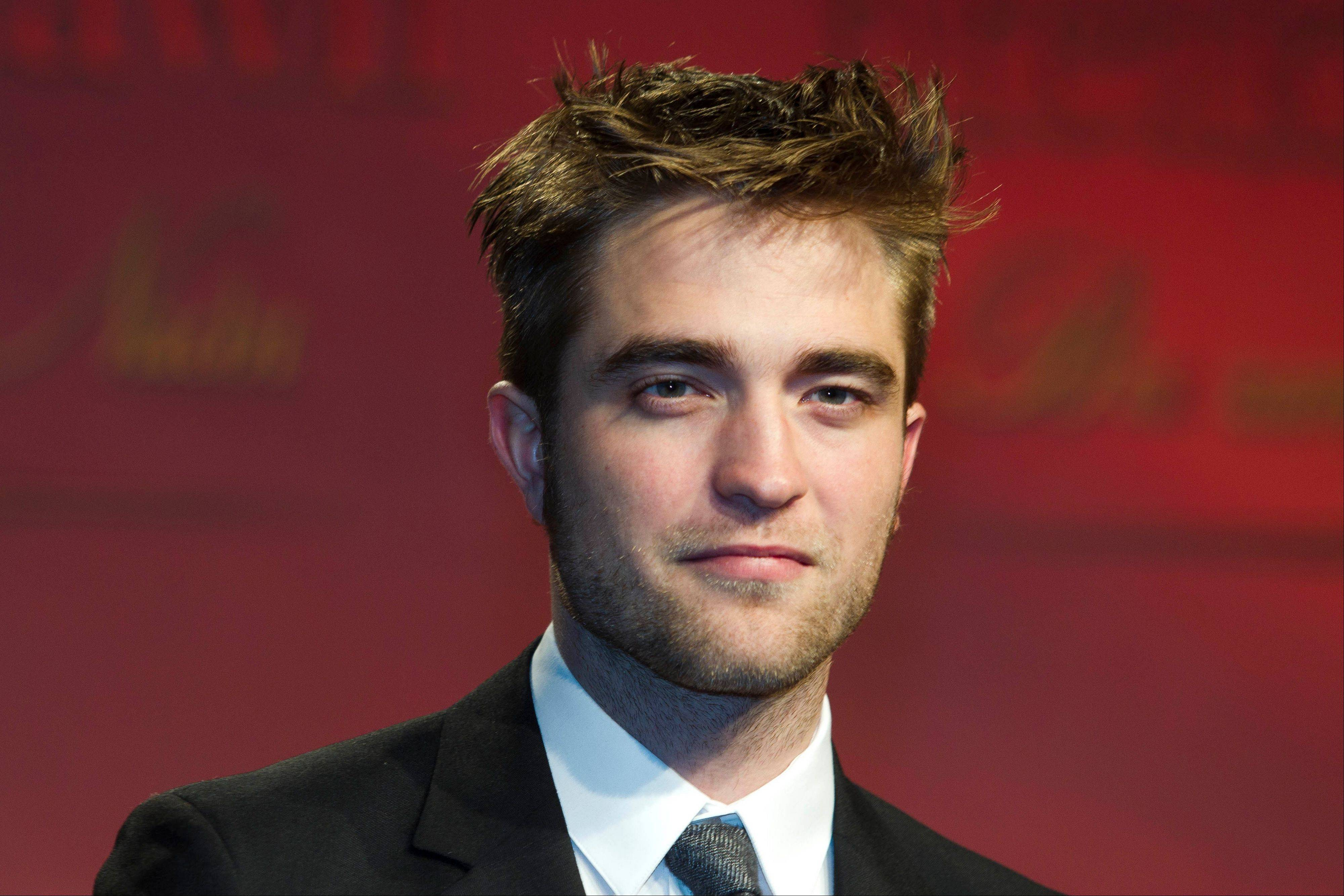 Robert Pattinson is set to appear Monday night on �The Daily Show With Jon Stewart.� It�s a gentle re-entry into the media machine leading up to Friday�s opening of his new movie �Cosmopolis.�