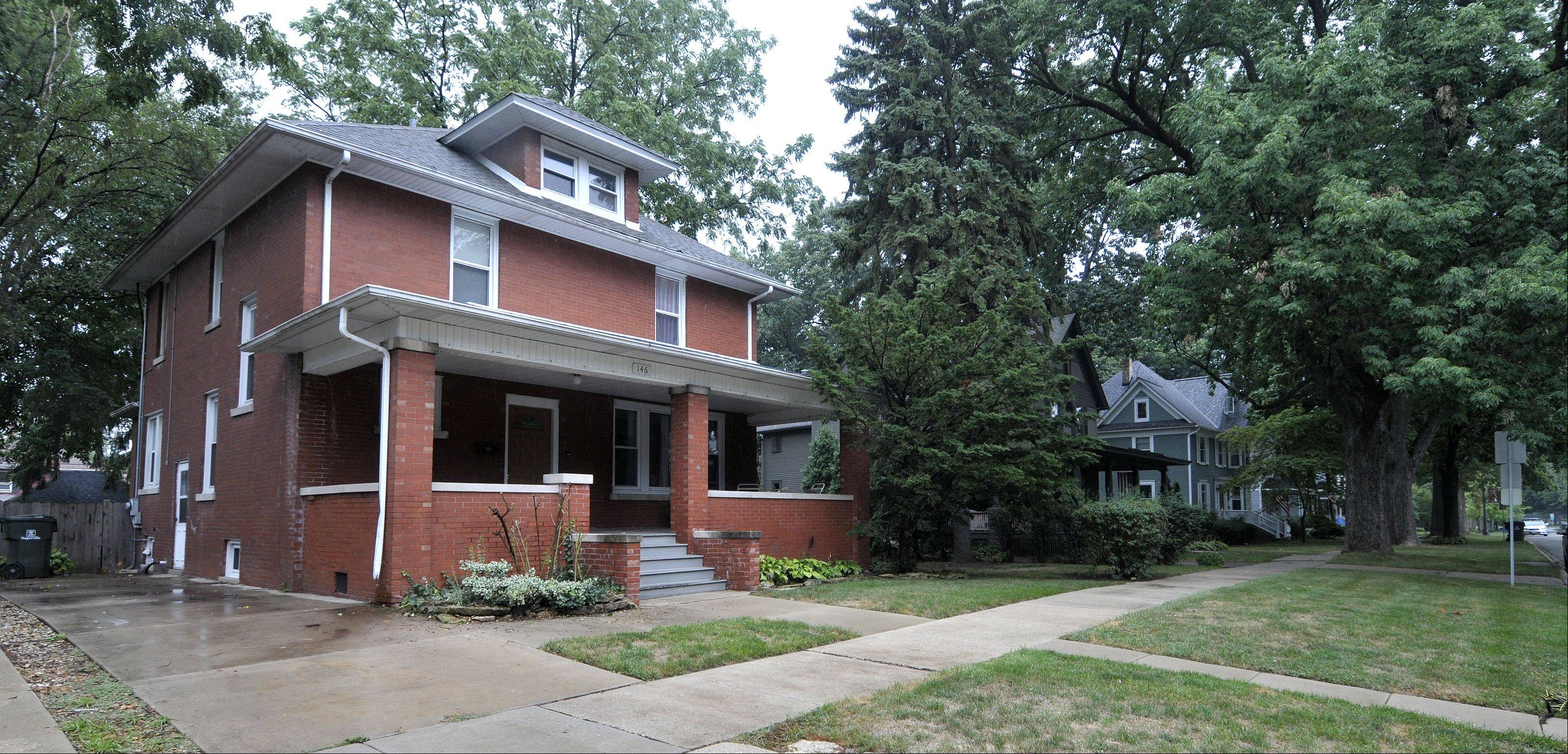 ChildServ officials hope to purchase the house that has operated as their Naperville youth home for more than 30 years.
