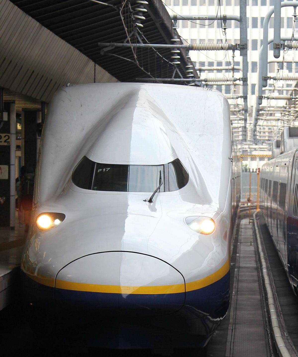 "Is the 110 mph train planned for a Chicago-to-St. Louis route all that ""high speed"" compared to to Japan's 200 mph Shinkansen bullet trains? That's one question being asked about Illinois' plans for high-speed rail."