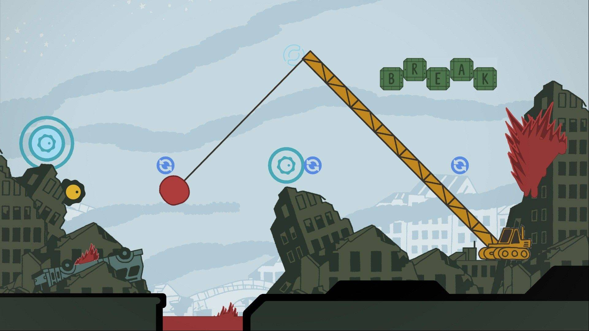 "In ""Sound Shapes,"" the platformer has been pared down to its bare essentials. But there's still huge potential for this small gem."