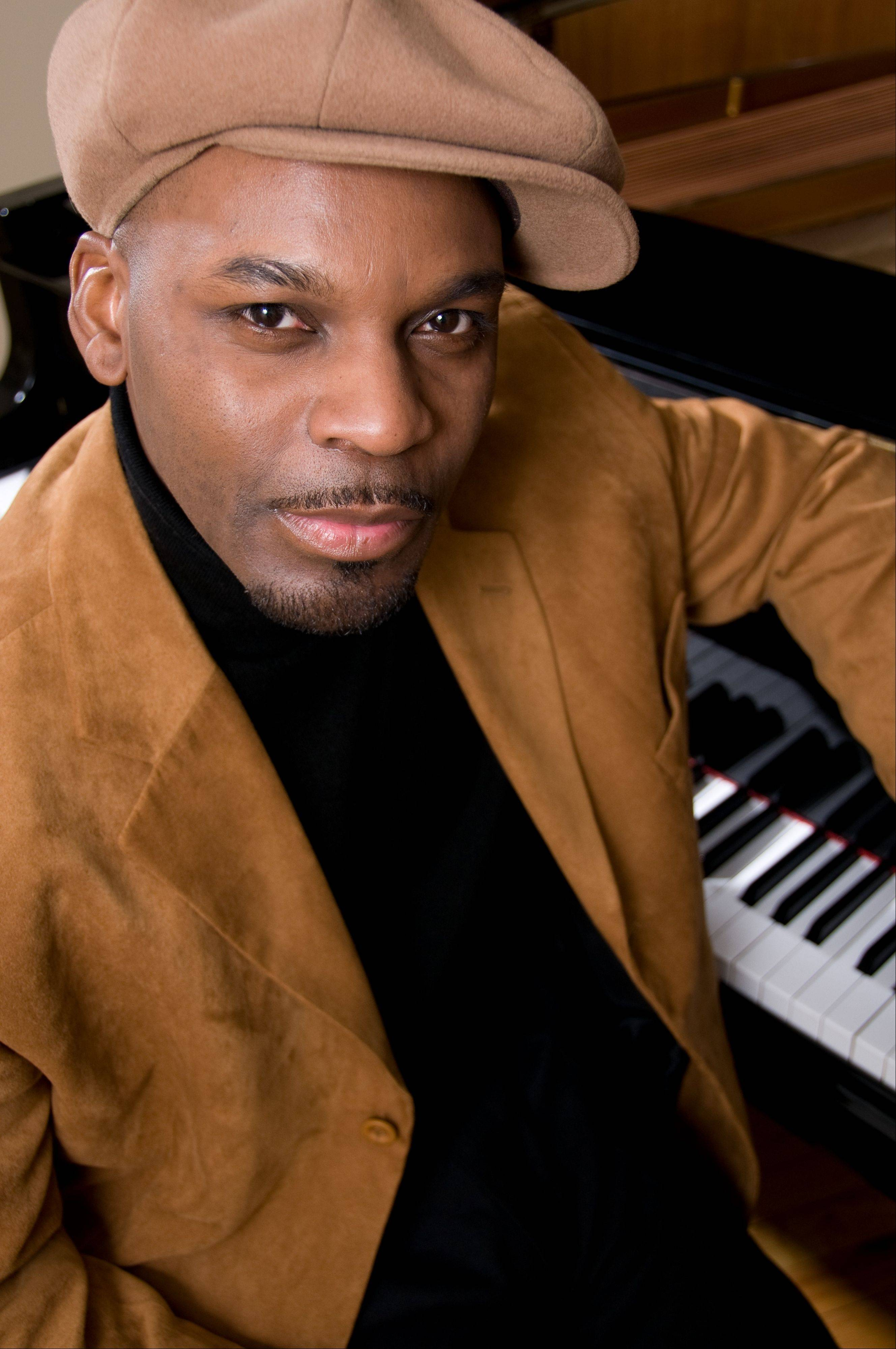 Ragtime pianist and composer Reginald R. Robinson is set to perform at the Sanfilippo Estate in Barrington Hills on Saturday, Aug. 18.