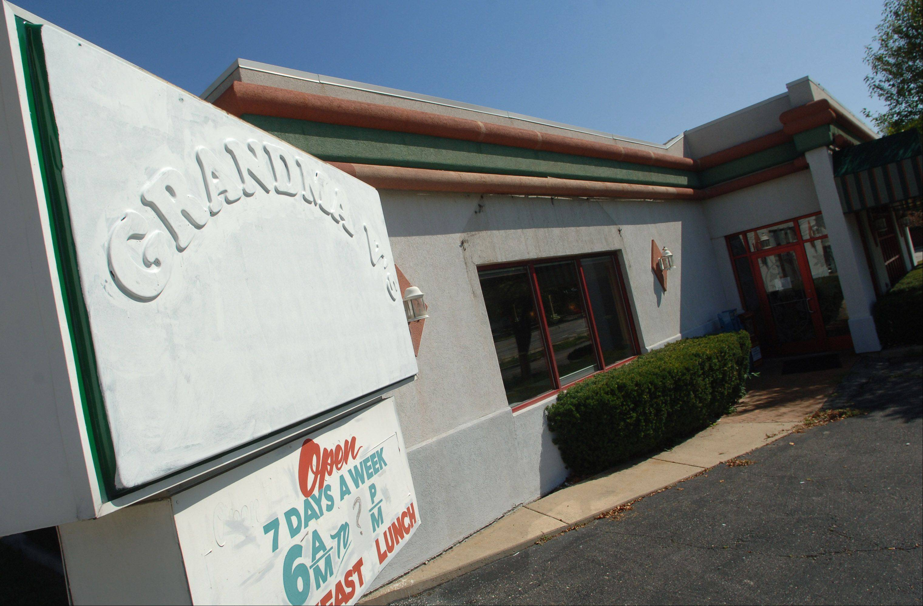 Grandma V's Pancake House restaurant in Mundelein recently closed but work is under way on a new venture.