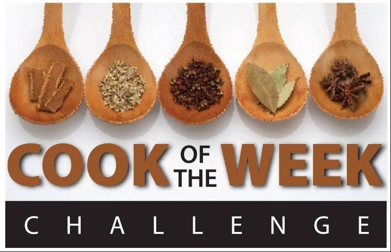 Cook of the Week Challenge logo