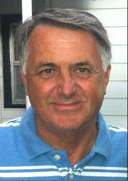 Former Island Lake Mayor Charles Amrich