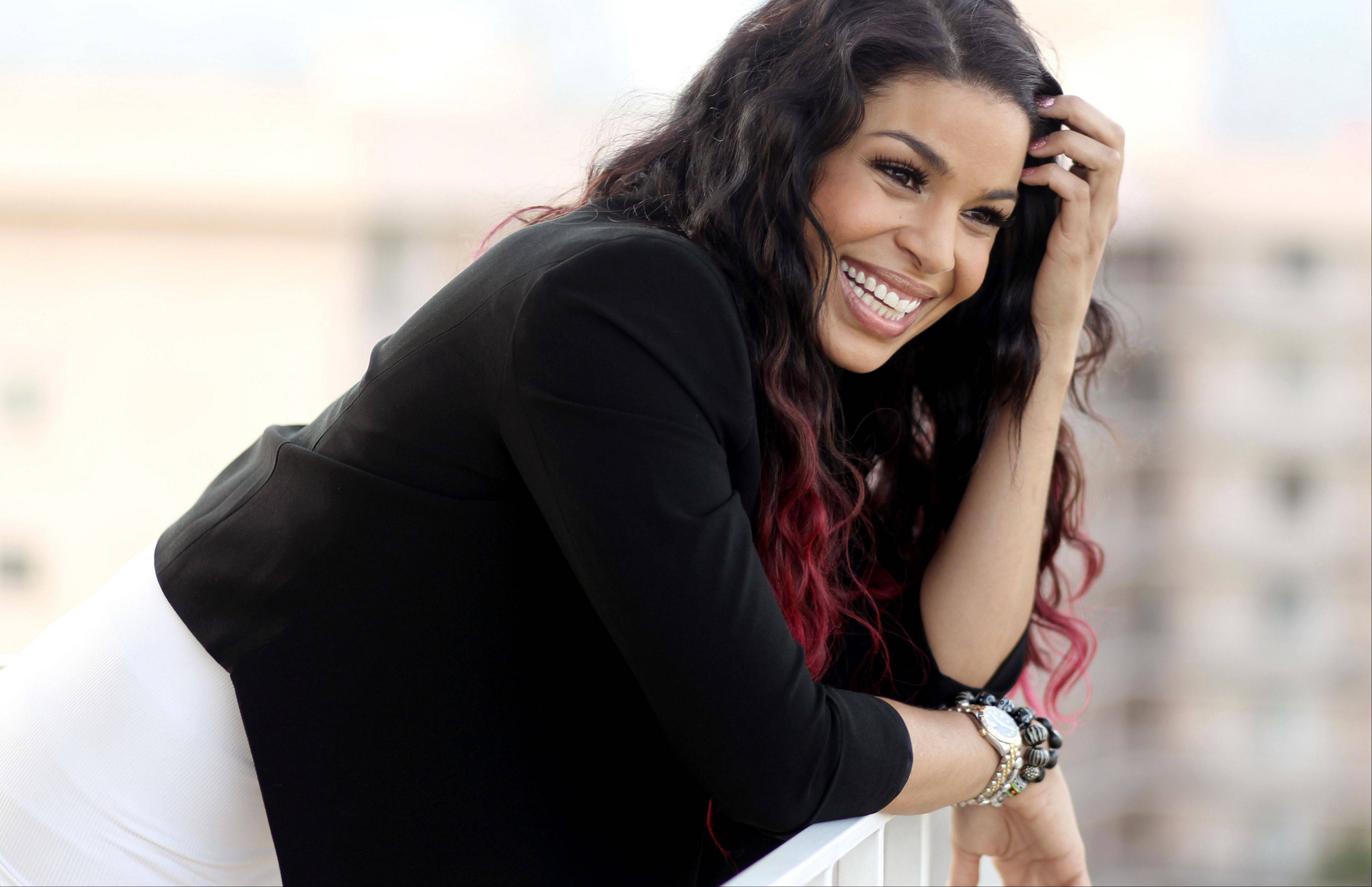 "Jordin Sparks became the title character in the remake of the 1976 musical ""Sparkle"" when her music career was in flux and she looked to her passion for acting."