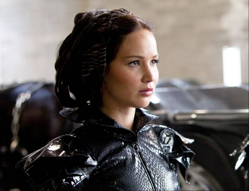 Thanks to 'Hunger Games,' braids are back in style