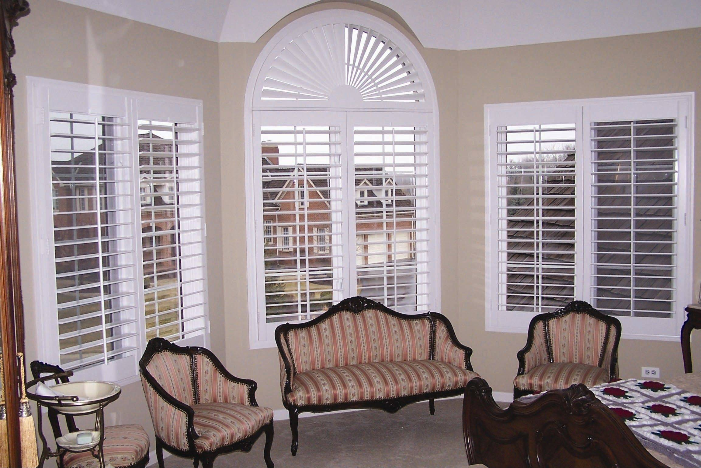 Quality shutters never go out of style, said Shutter Hut owner Michael Ready.