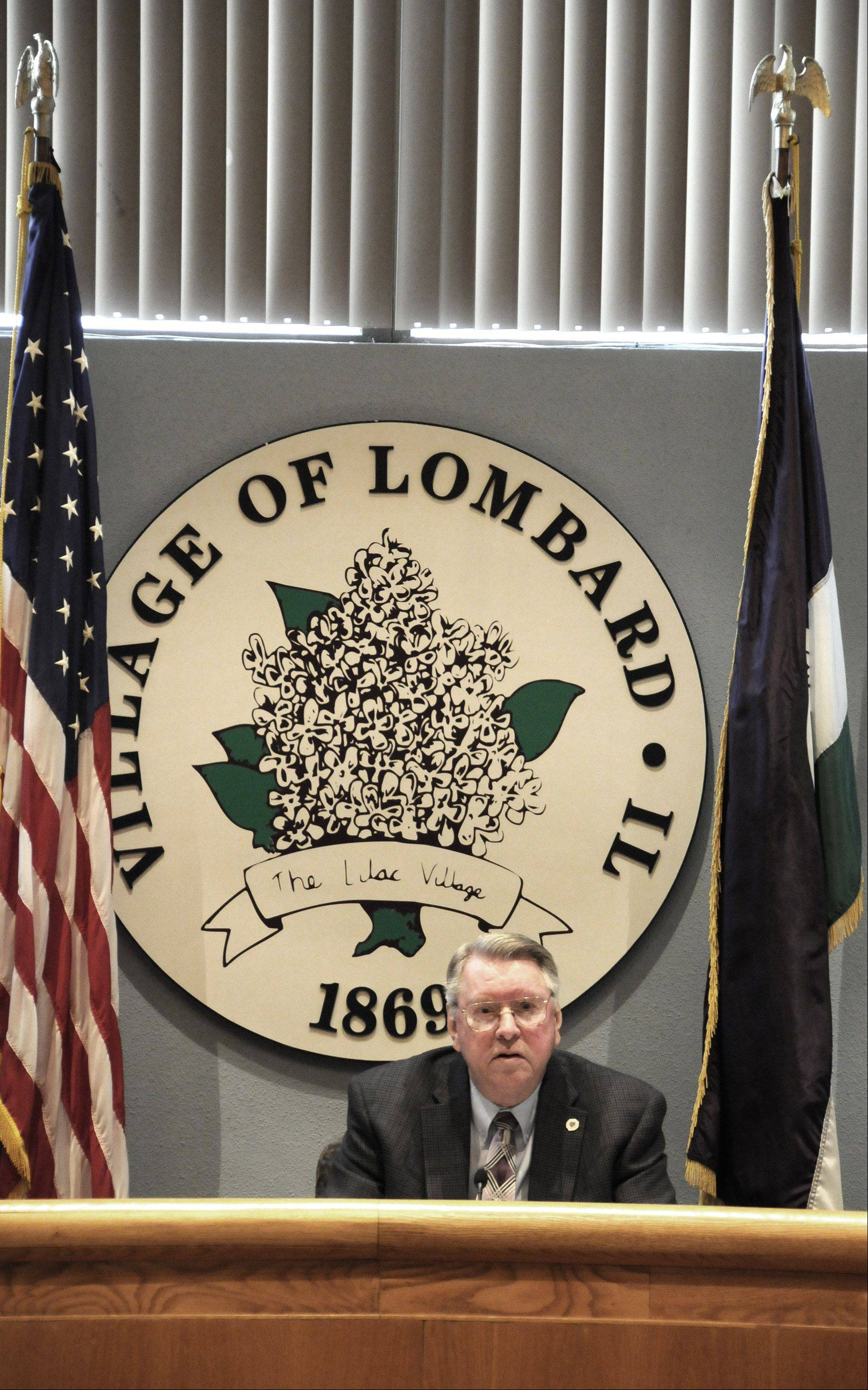 Lombard Village President Bill Mueller led his village for almost 20 years after taking office in 1993, and is the longest-serving village president in Lombard's history. He died Saturday at age 76 from complications of West Nile virus.