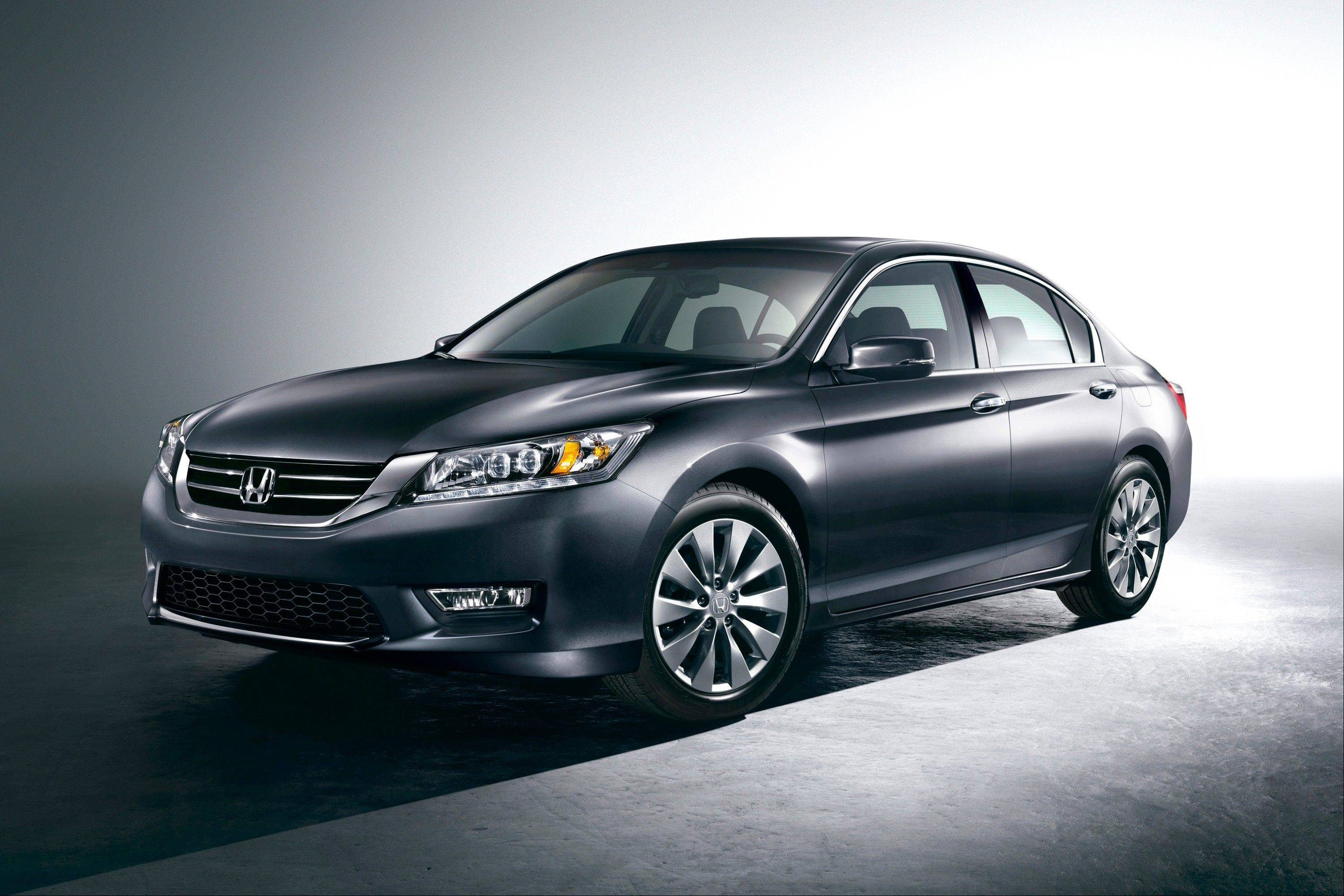 The 2013 Honda Accord hits showrooms in a couple weeks, with a fresh athletic look and better fuel economy. Honda, burned by criticism that it cheapened its new Civic earlier this year, says that won't happen with its newest remake.