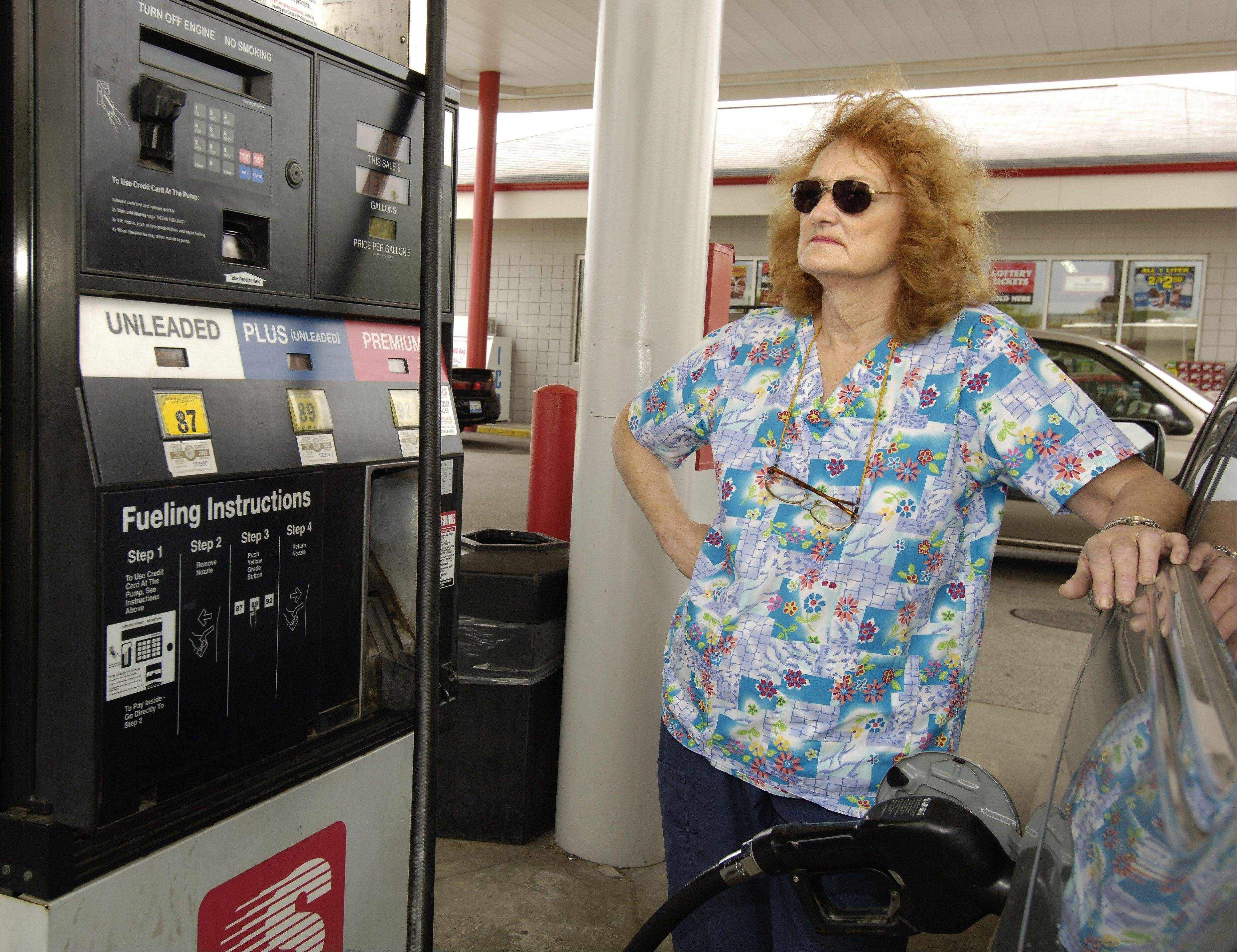 DAILY HERALD Gas prices have been climbing, and more all-time daily highs are expected until after the peak driving season ends with the Labor Day weekend.
