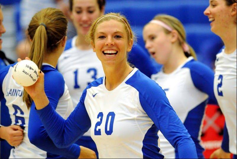 Police probe robbery motive in Wheaton volleyball star's murder