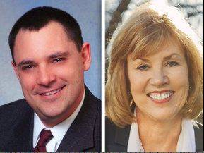 29th District candidates Morrison, Friedman spar over gun control