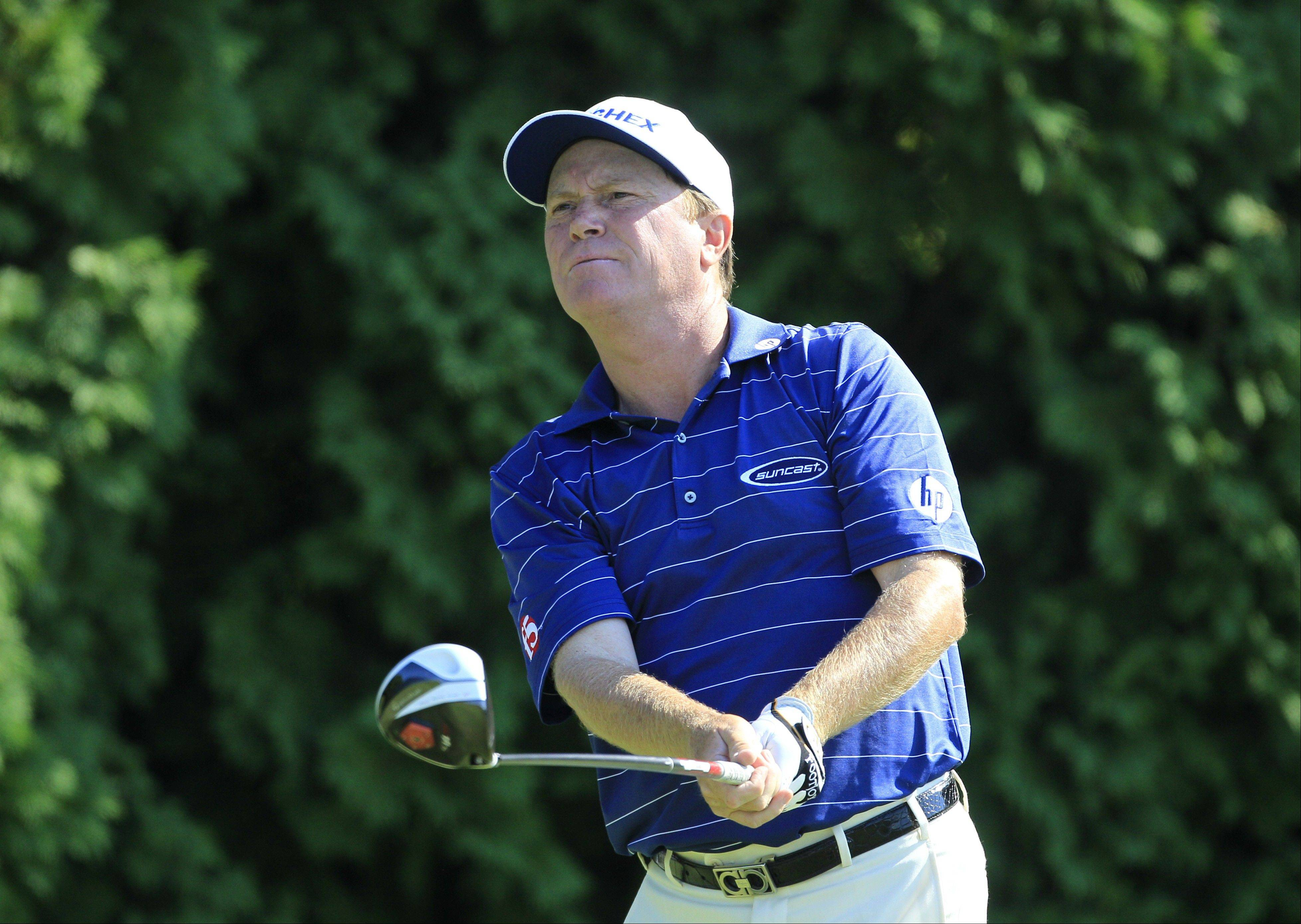 Jeff Sluman, one of the key players behind the Champions Tour's return to Chicago next season, also has a big role in next month's Ryder Cup at Medinah Country Club. Sluman, a vice captain for Team USA, expects the course to be in terrific shape for the Ryder Cup.