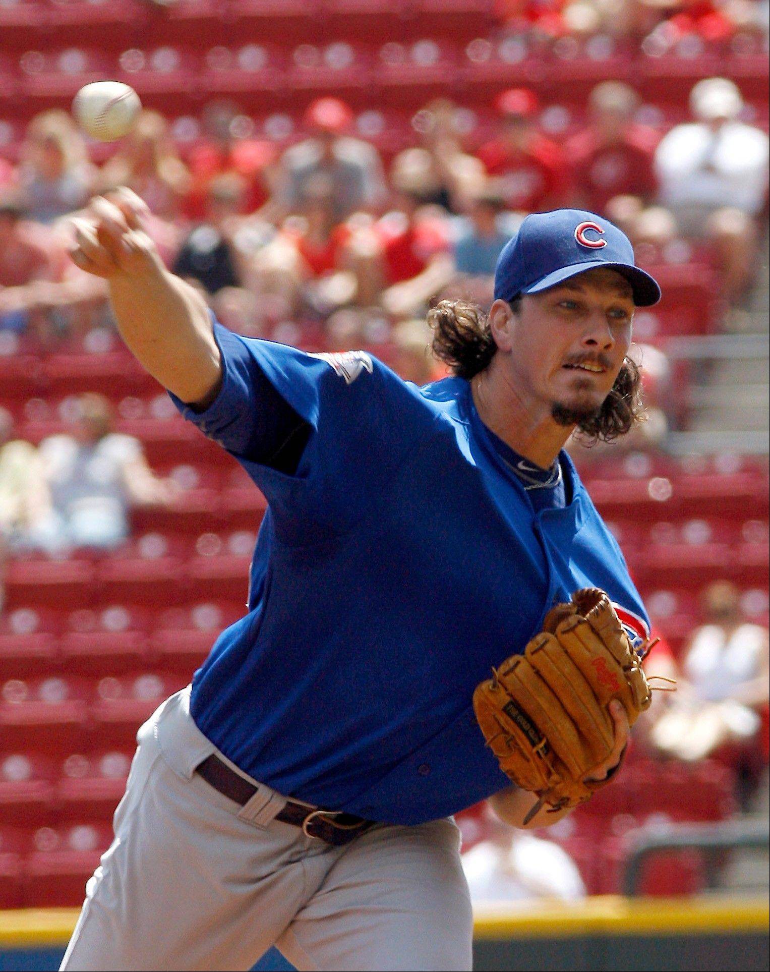 Cubs starting pitcher Jeff Samardzija figures to come to spring training next year trying to win the job of opening-day starter.
