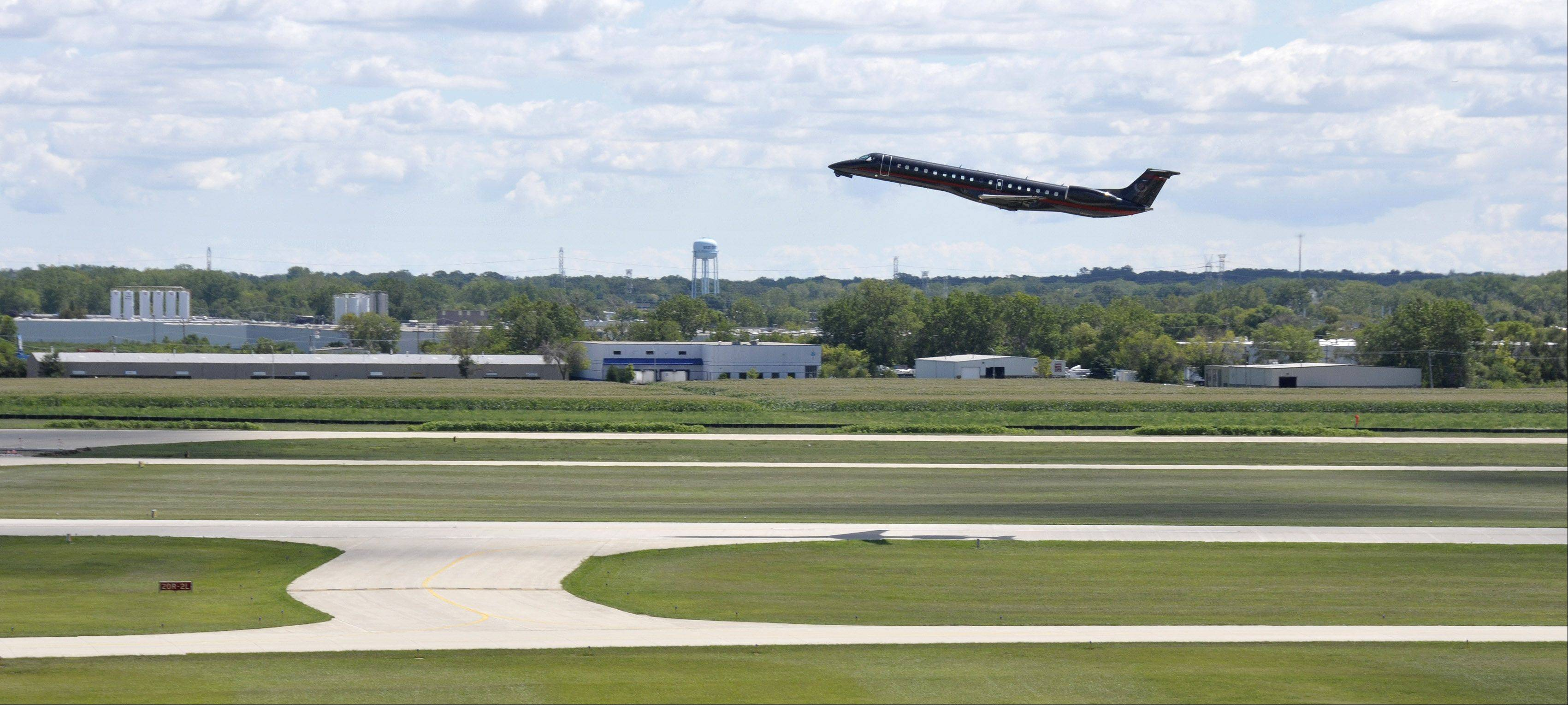Private jet operations will become much more frequent at DuPage Airport in West Chicago next month during the Ryder Cup tournament.