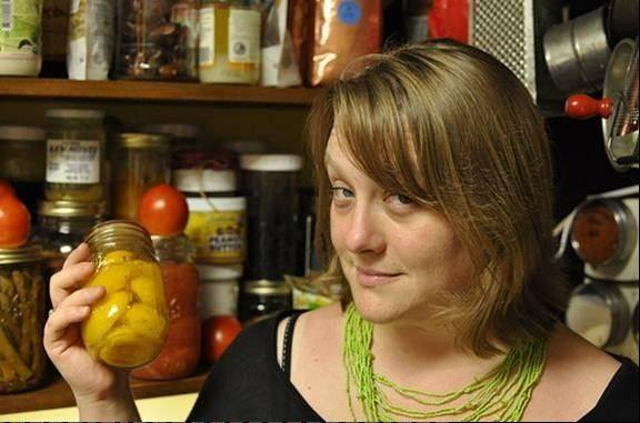 "Writer, author and canner Marisa McClellan will present her new book, ""Food In Jars: Preserving in Small Batches Year Round,"" 7 p.m. Monday, Aug. 27, at the Cook Park Library."