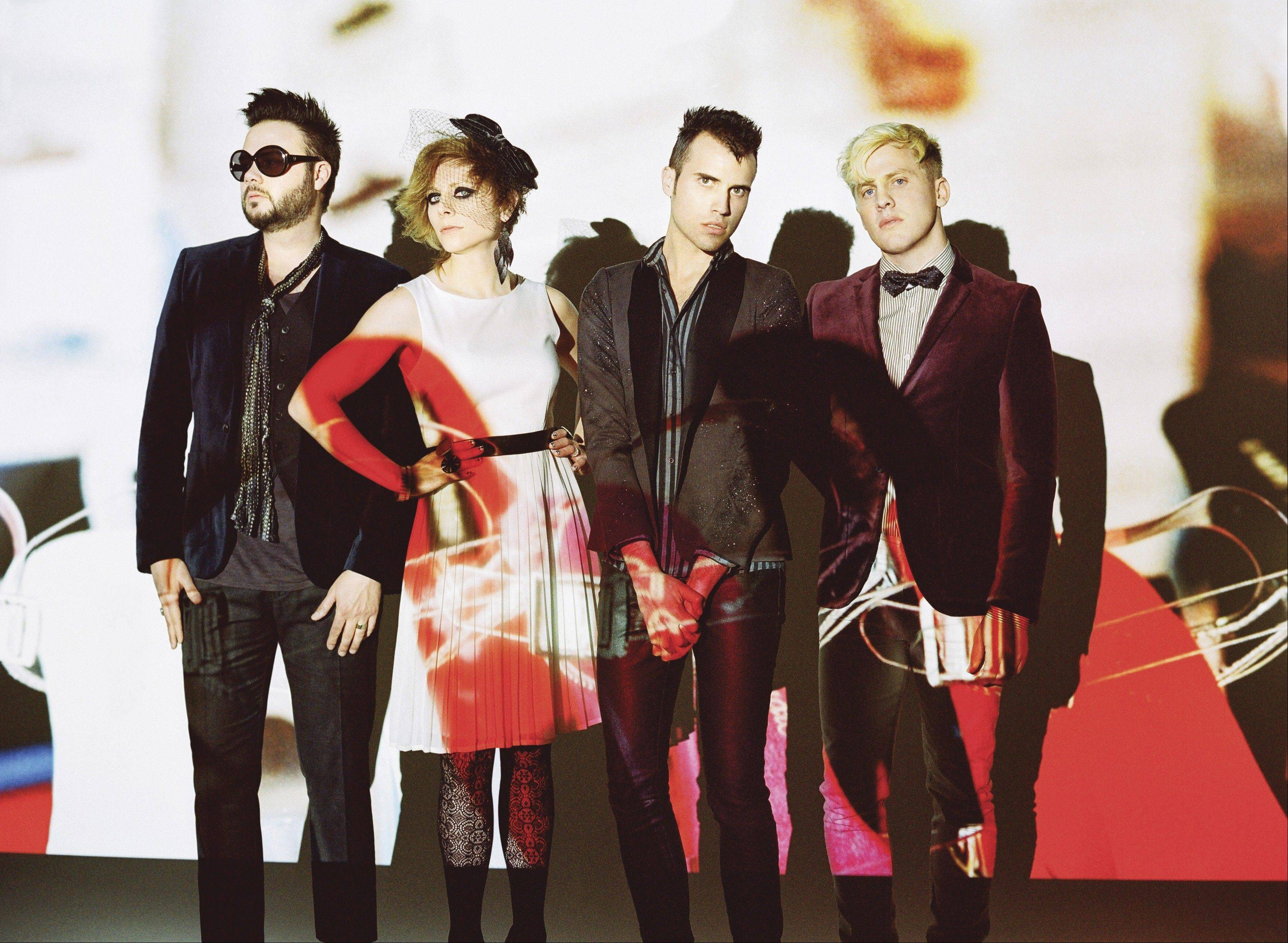 Neon Trees to perform at Benedictine University in Lisle