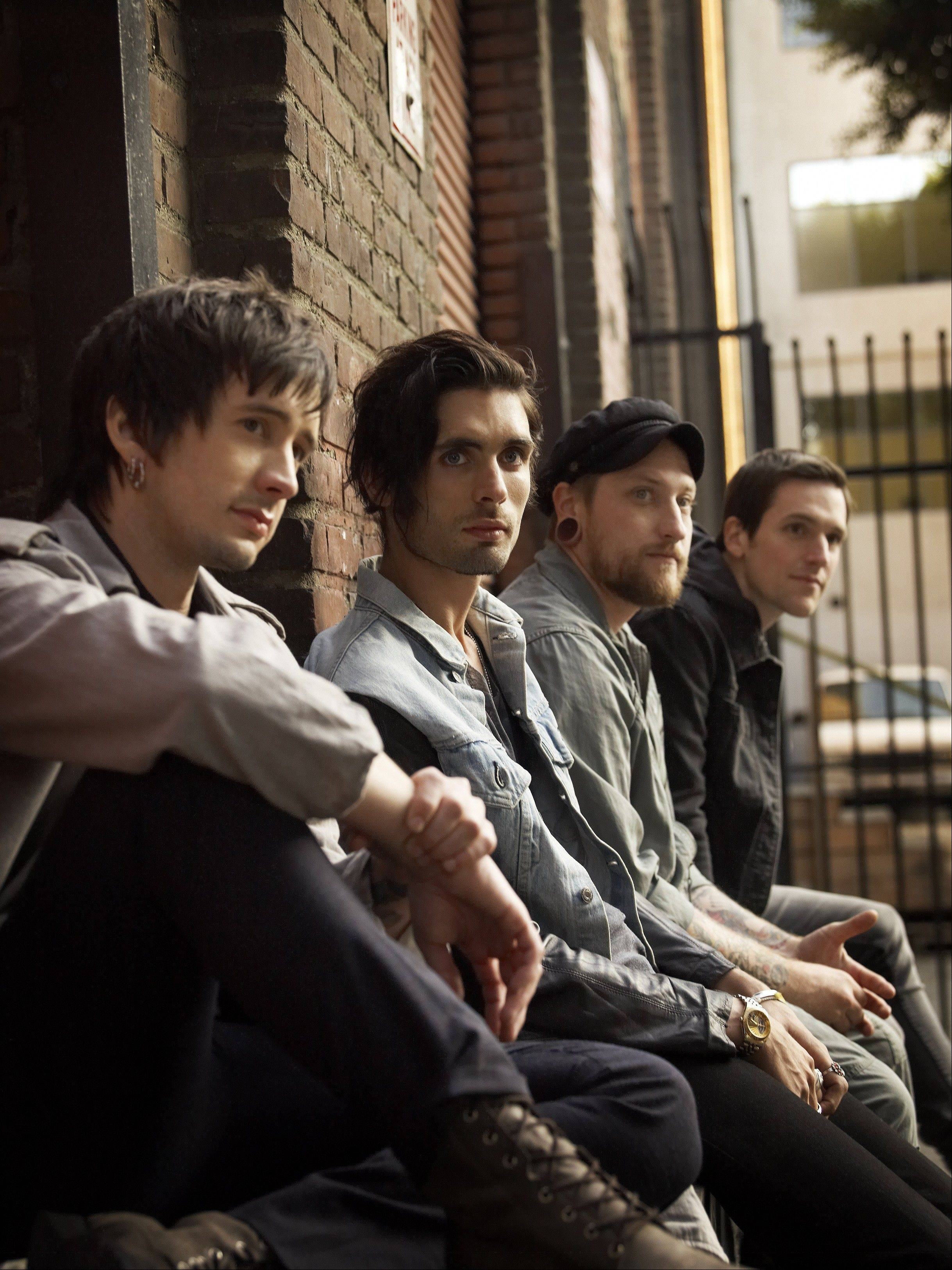 All-American Rejects bring evolving sound to Benedictine