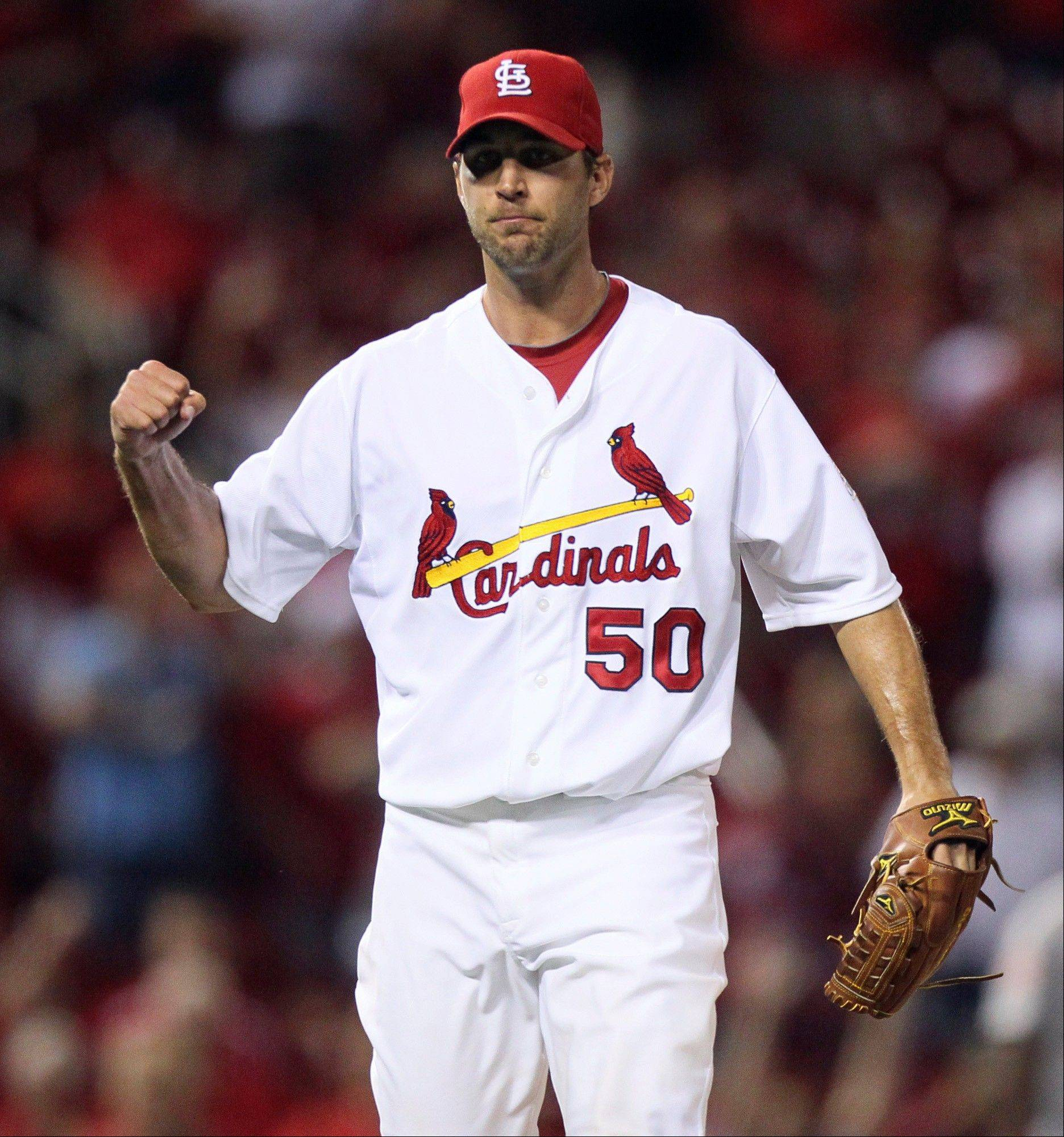 Wainwright dominates in Cards' 7-0 win over Astros