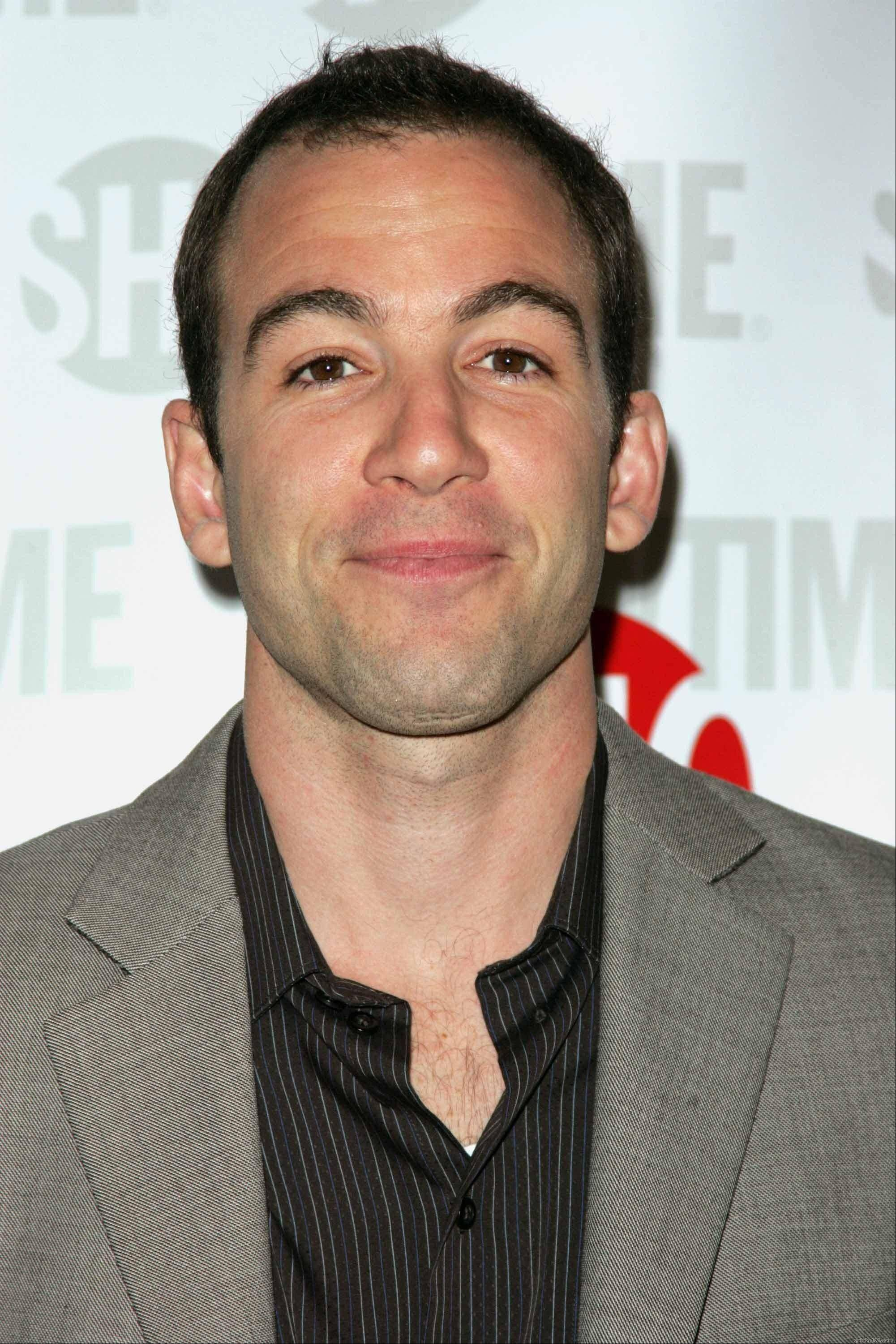 Comedian Bryan Callen appears at the Improv Comedy Showcase in Schaumburg.
