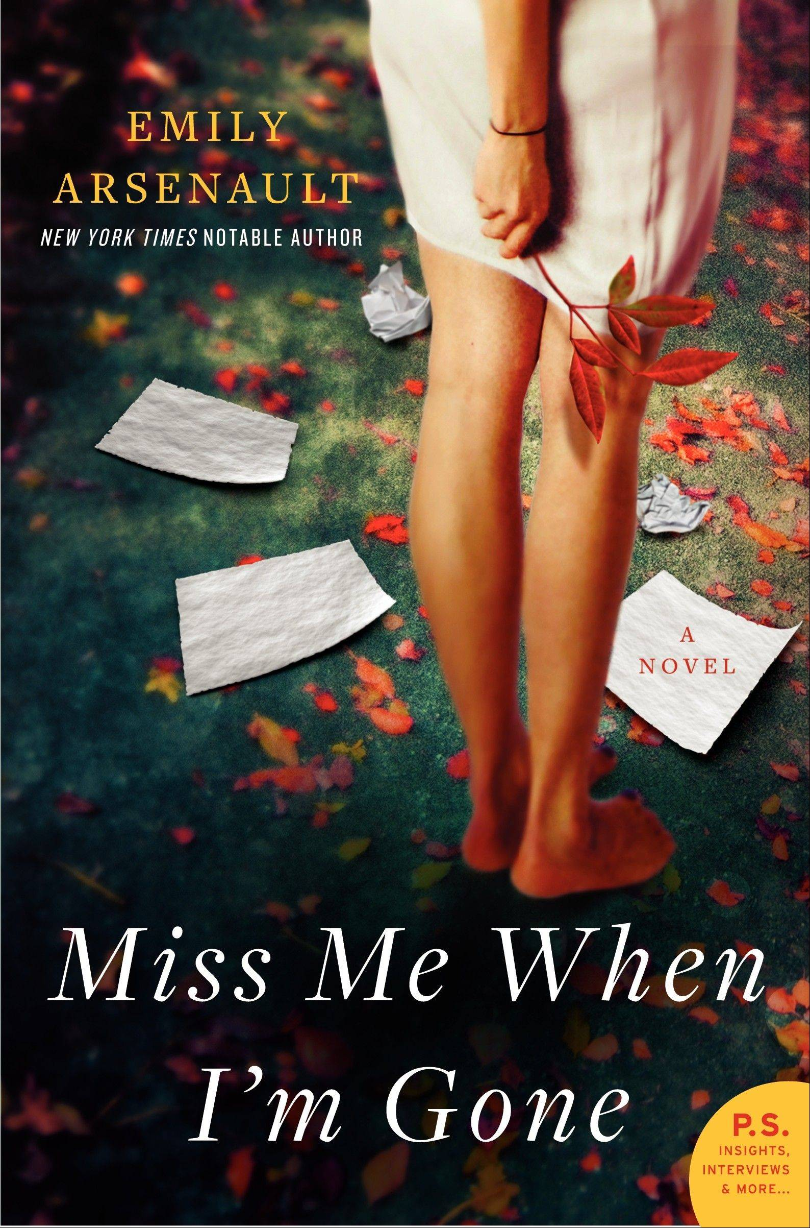 """Miss Me When I'm Gone"" by Emily Aesenault"