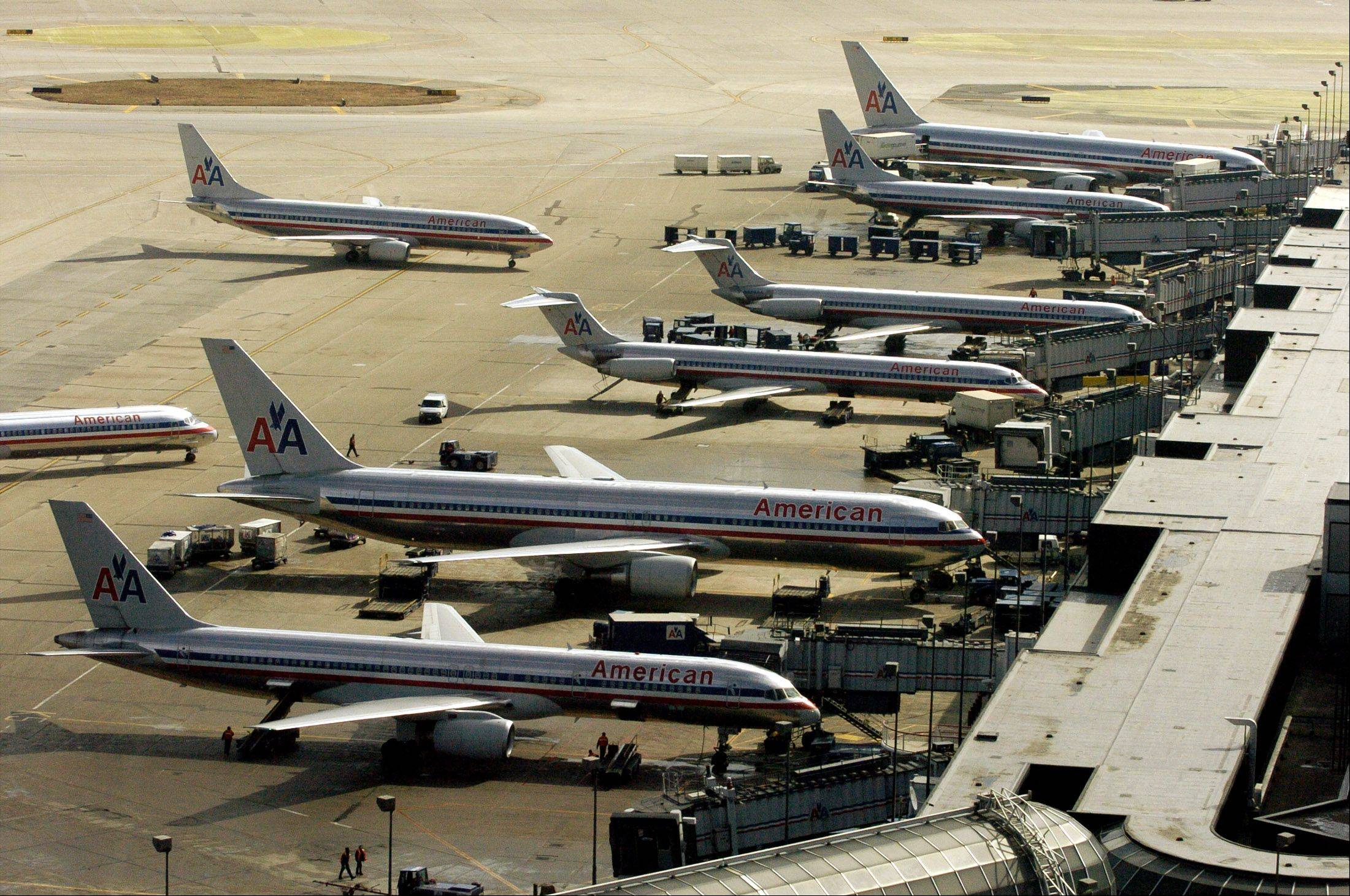 The much-discussed potential merger of American and US Airways continues to look more likely.