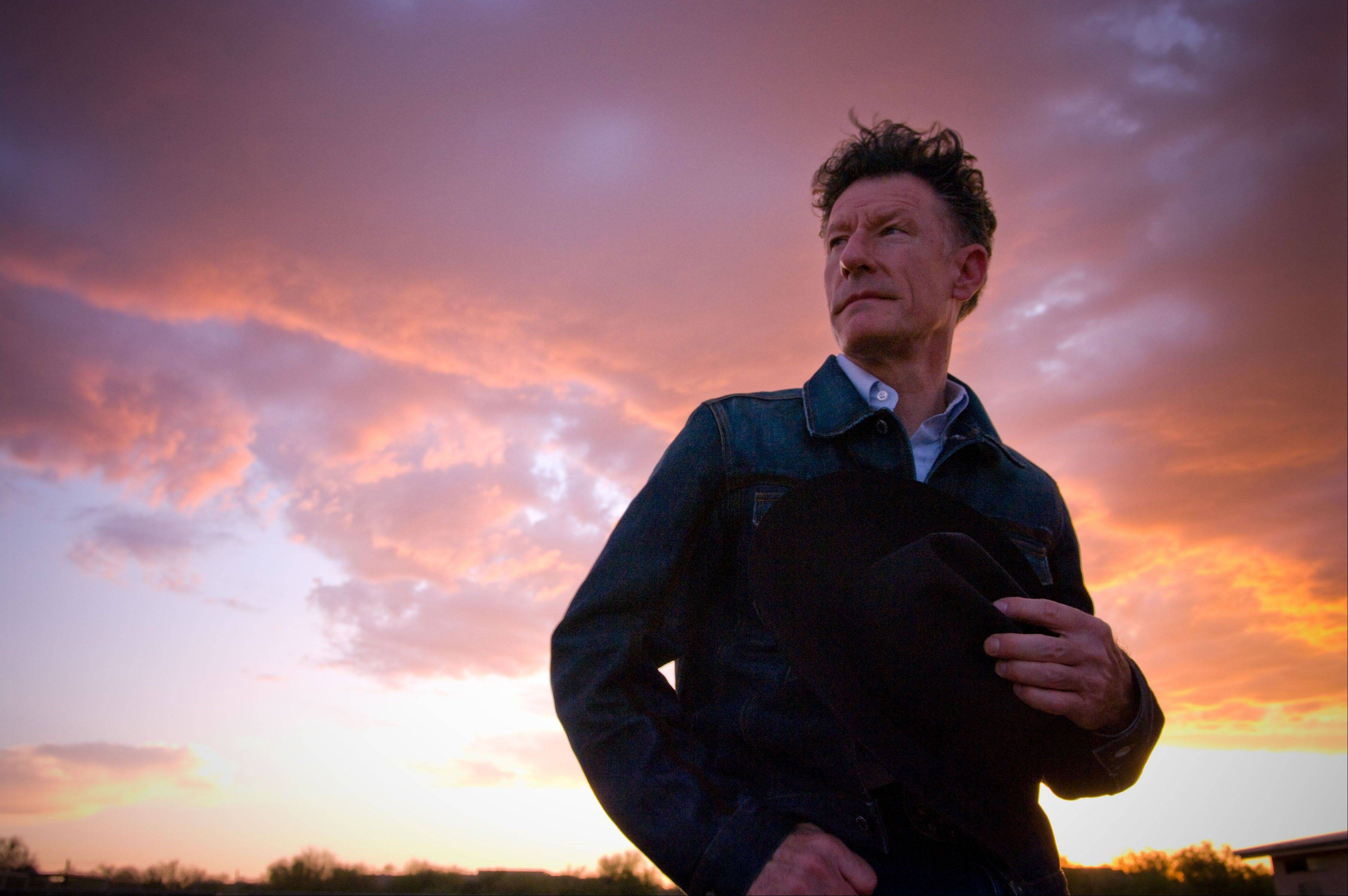 Lyle Lovett performs Friday, Aug. 24, at Ravinia.