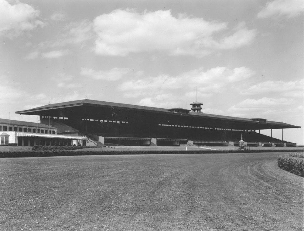Arlington Park as it looked about 1930.