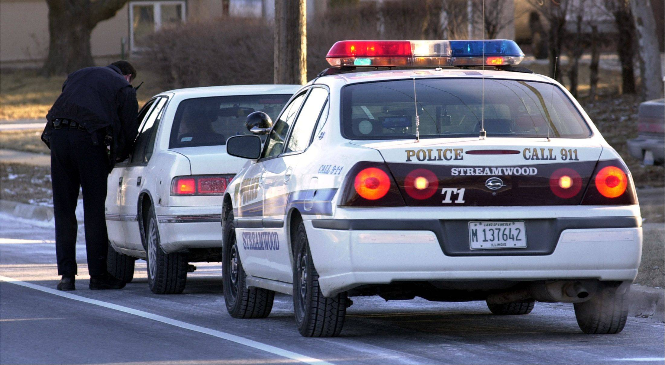 Streamwood police spent more per hour than 38 other suburban departments during the 2011 Labor Day enhanced traffic enforcement campaign, according to Illinois Department of Transportation data.