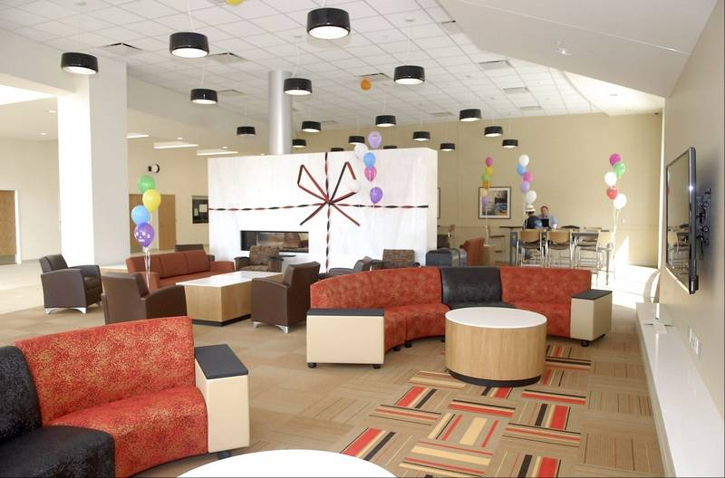 Niu S First New Dorms In 44 Years Snazzy