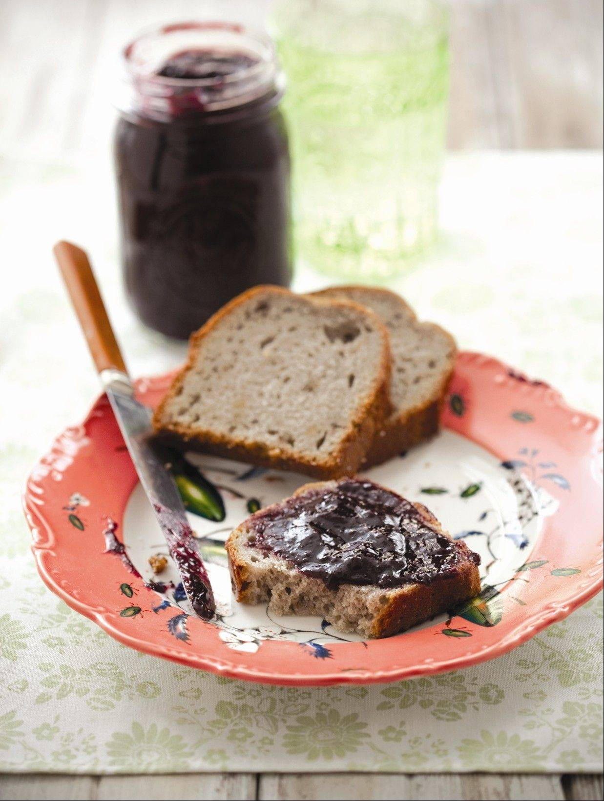 "If you can boil water, you can make this blueberry butter, says Marisa McClellan, whose ""Food In Jars"" blog and cookbook have put her in demand. She'll give a free canning demonstration Saturday at the farmers market in downtown Batavia."