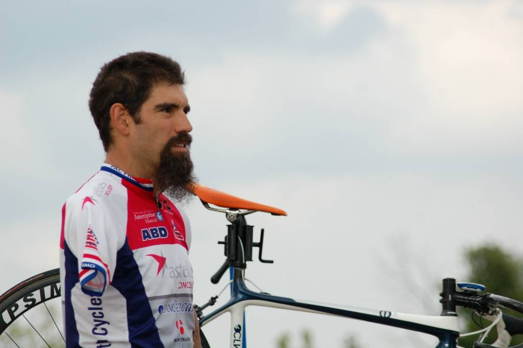 A specially outfitted bicycle with an electronic gear-shifting mechanism will accompany Joe Berenyi to London where he will compete for a gold medal in the 2012 Paralympics Games.