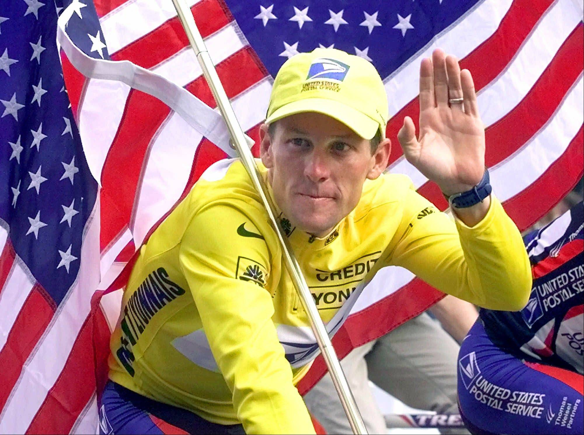 Lance Armstrong banned for life, career vacated