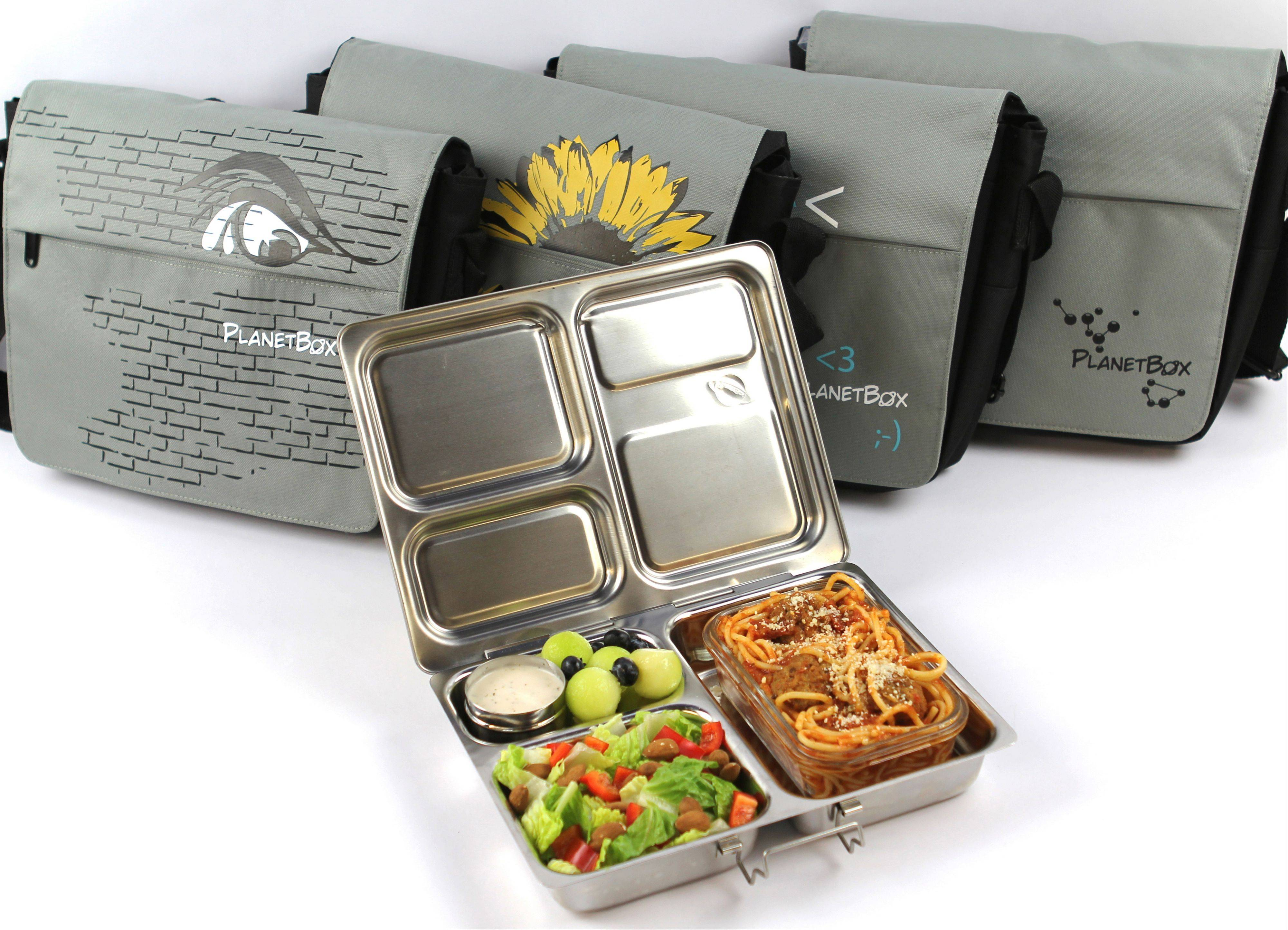 "PlanetBox dubs itself ""lunch transportation for the green generation."""