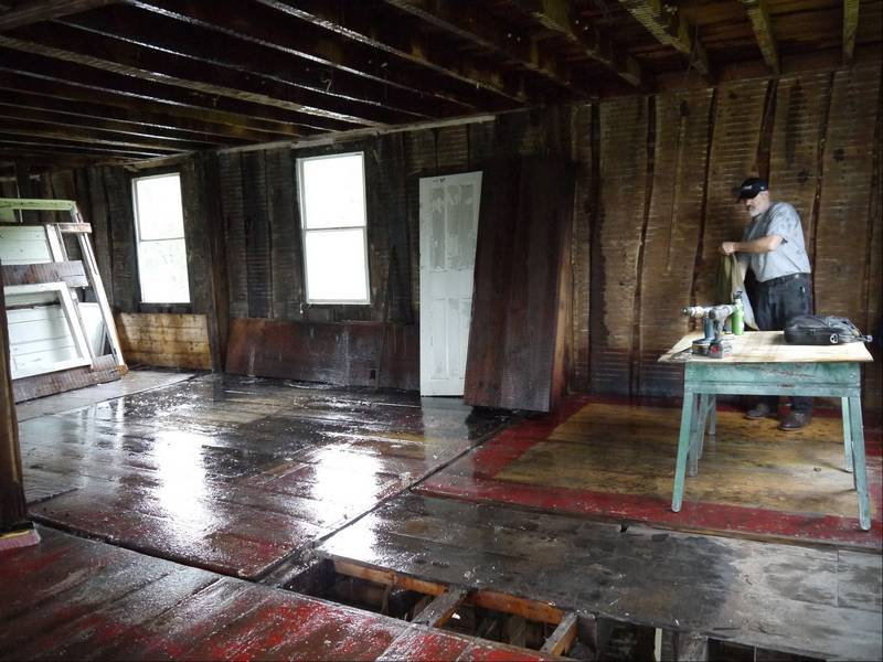 Family hopes to rebuild a historic house for price of new for Rosenthal home designs