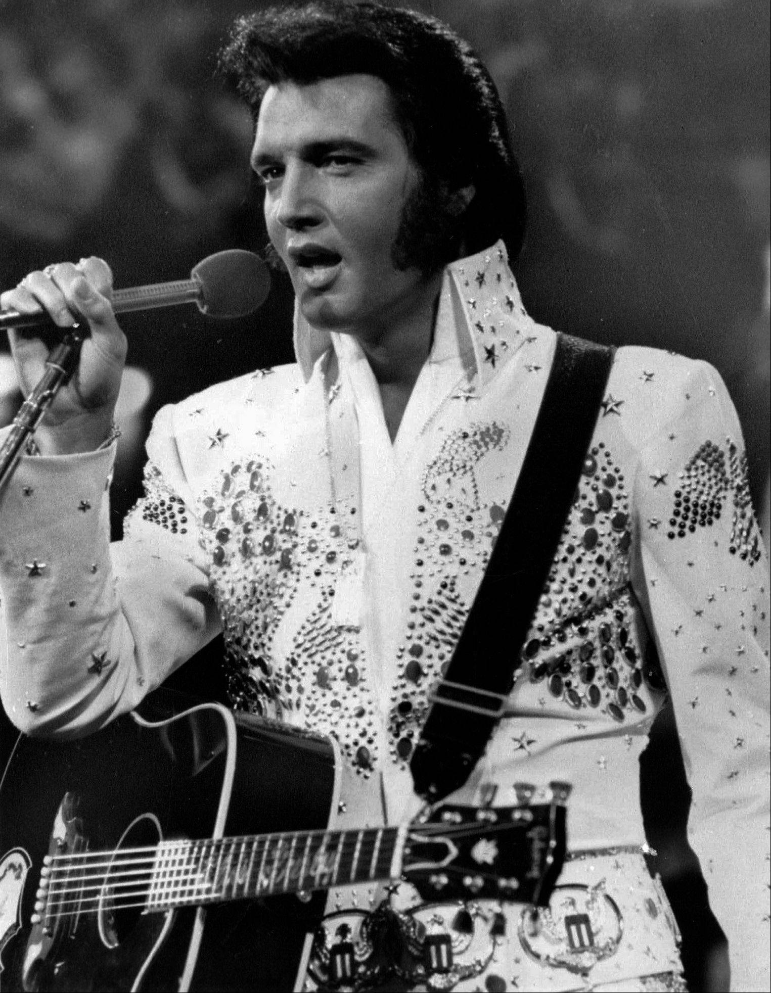 Singer Elvis Presley's estate has announced it has authorized holograms of the King of Rock.