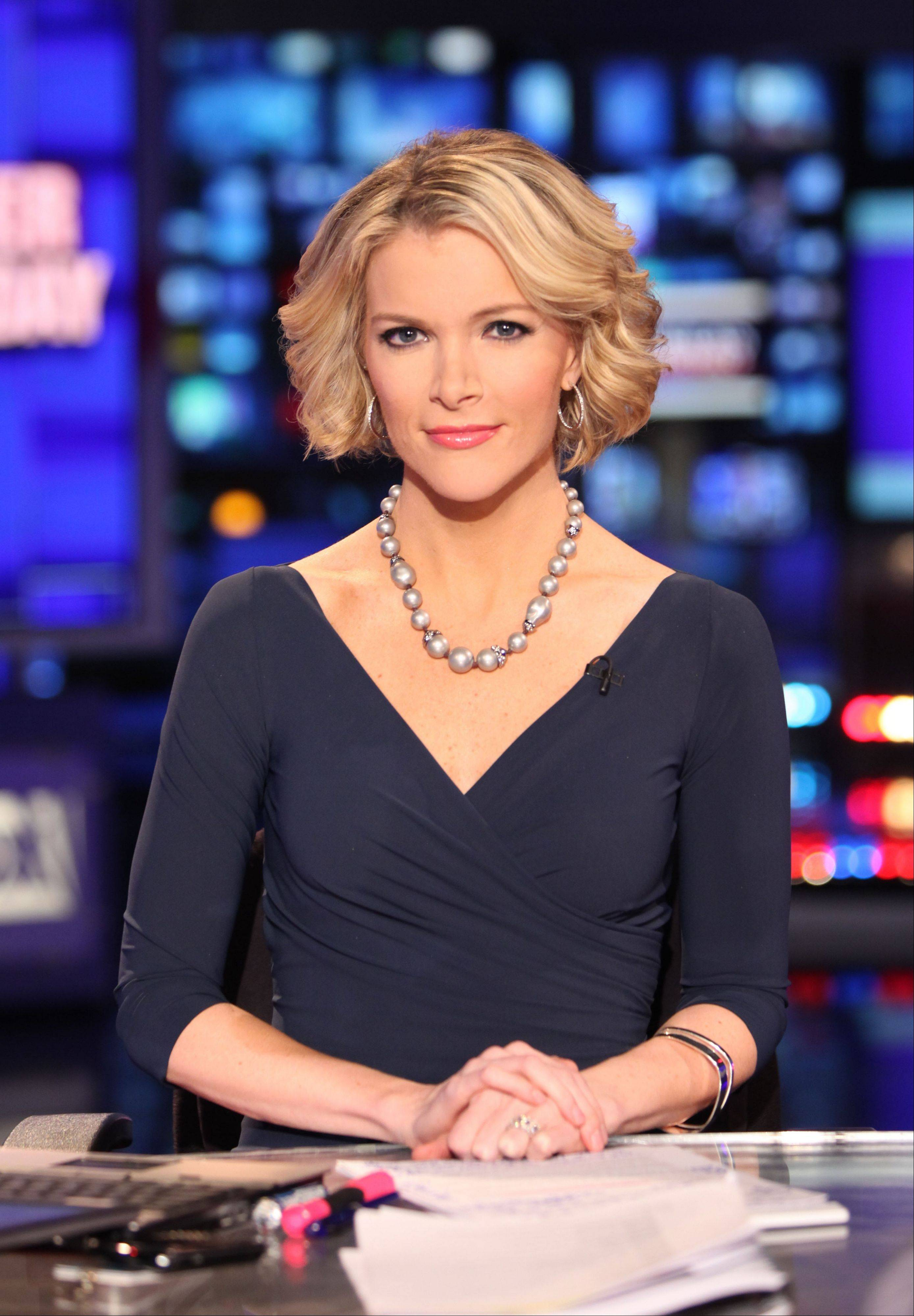 Fox News anchor Megyn Kelly will be in the booth as anchorman with Bret Baier for the 2012 Republican and Democratic conventions.