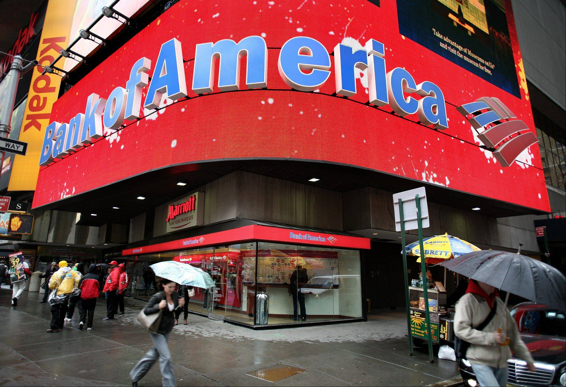 Bank of America helped U.S. bank earnings rise 21 percent in the April-June quarter and lending to consumers increase. That adds to evidence the industry is strengthening four years after the financial crisis.