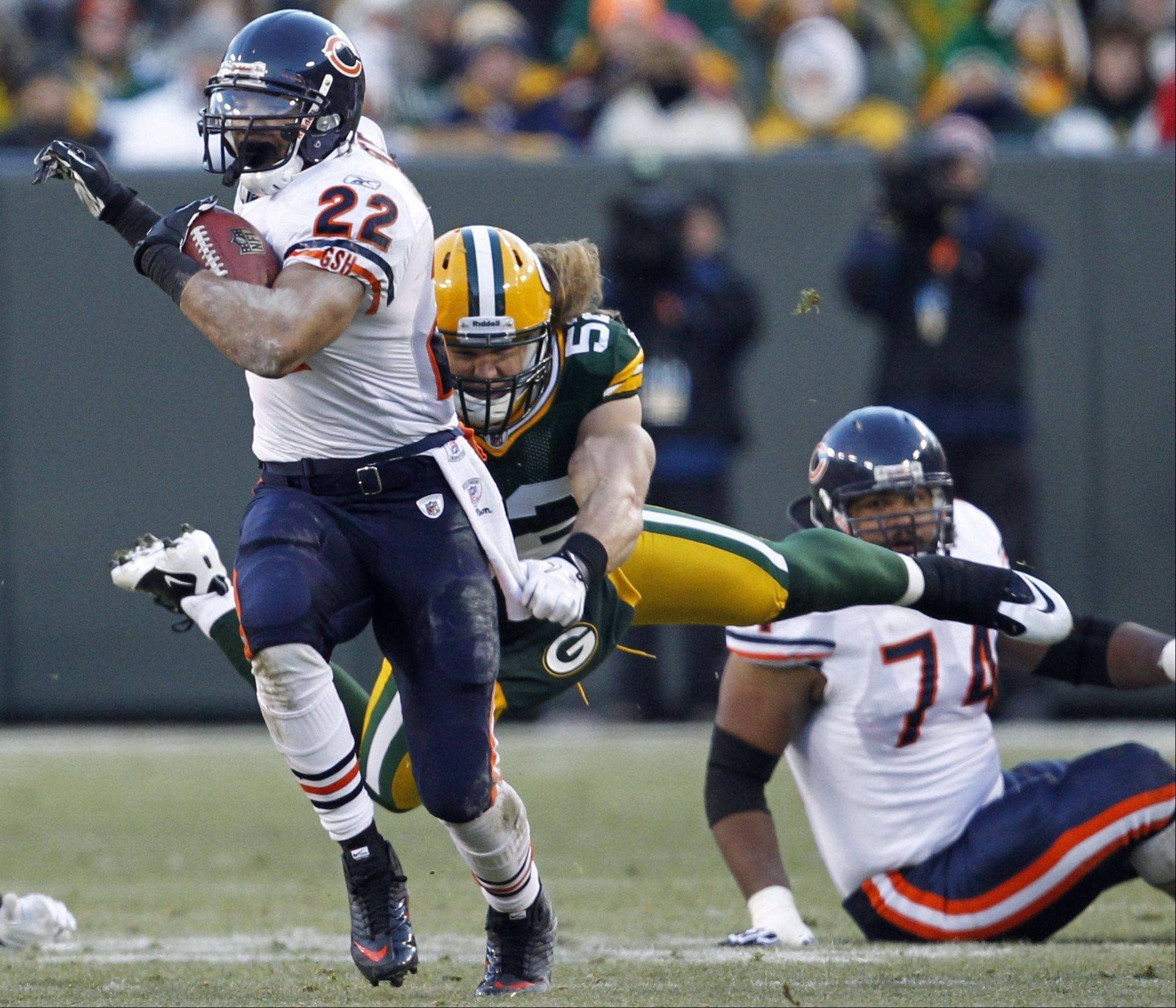 Fantasy football writer John Dietz believes that the Bears� Matt Forte will be a lock for 1,500 yards from scrimmage this season, which is a big reason Dietz ranked Forte fourth among running backs.