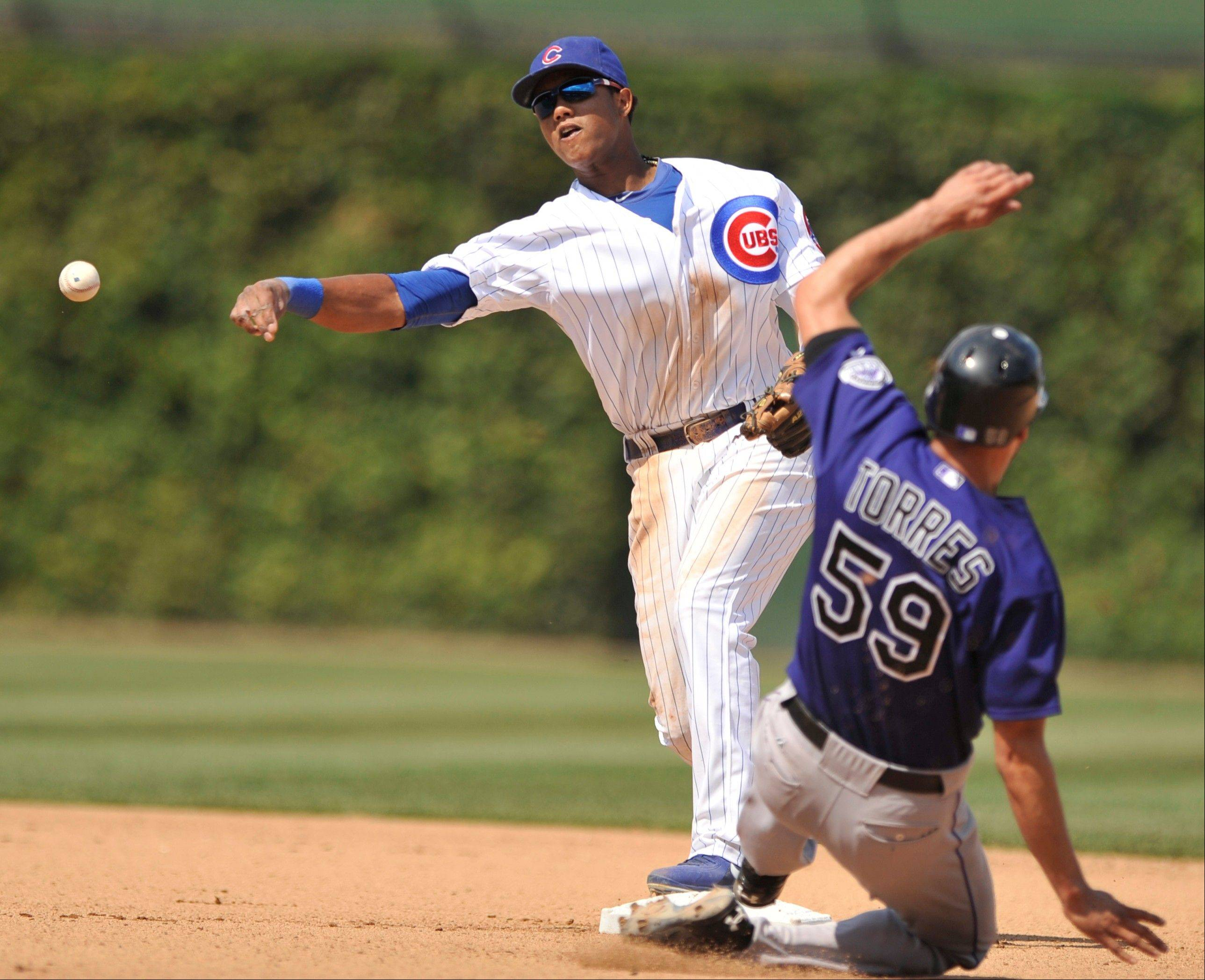 Cubs shortstop Starlin Castro has signed a seven-year deal with the club.