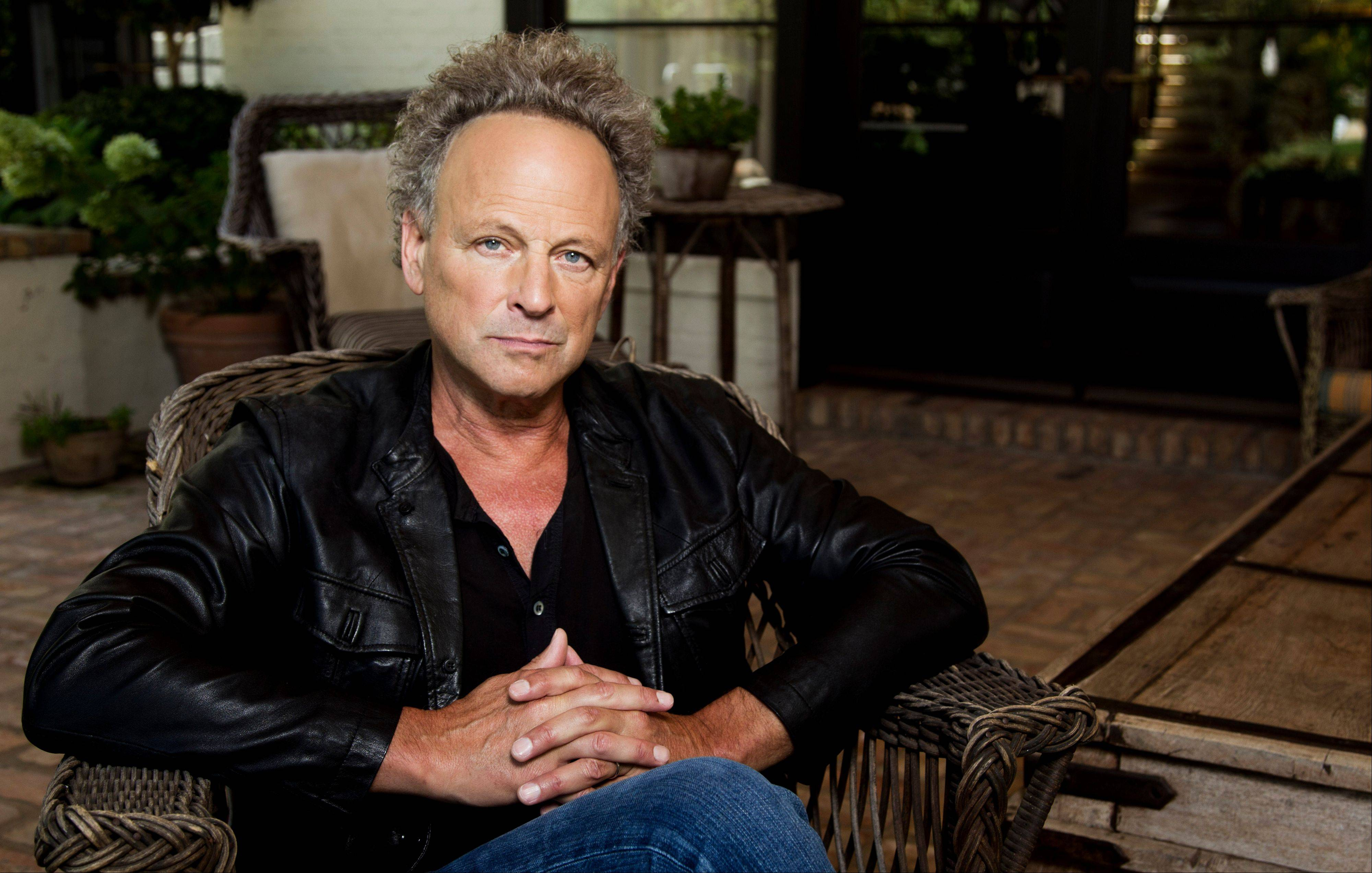 Lindsey Buckingham performs a solo concert at the Arcada Theatre in St. Charles on Tuesday, Sept. 4.