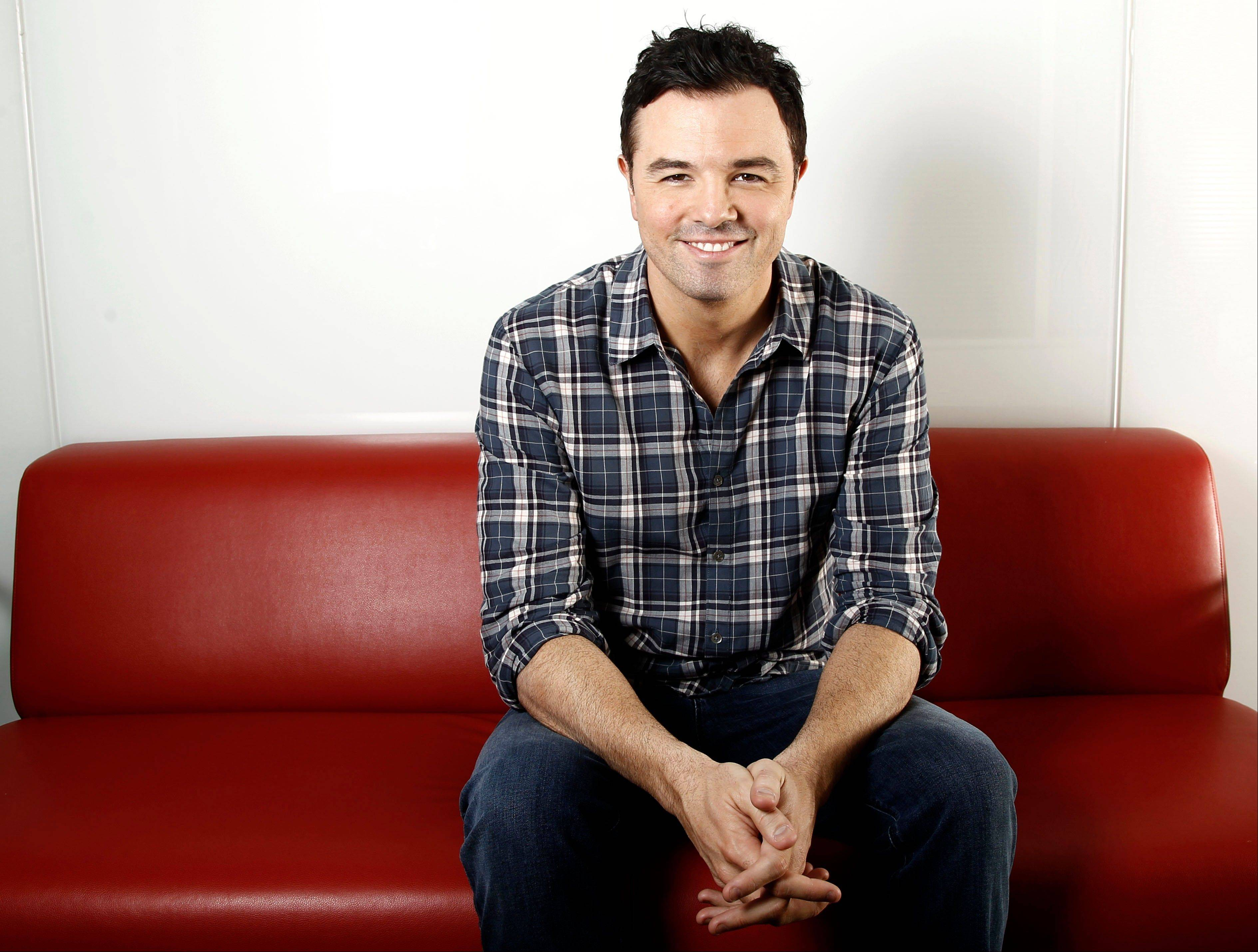 "Seth MacFarlane will host ""Saturday Night Live"" for its 38th season premiere on Sept. 15."