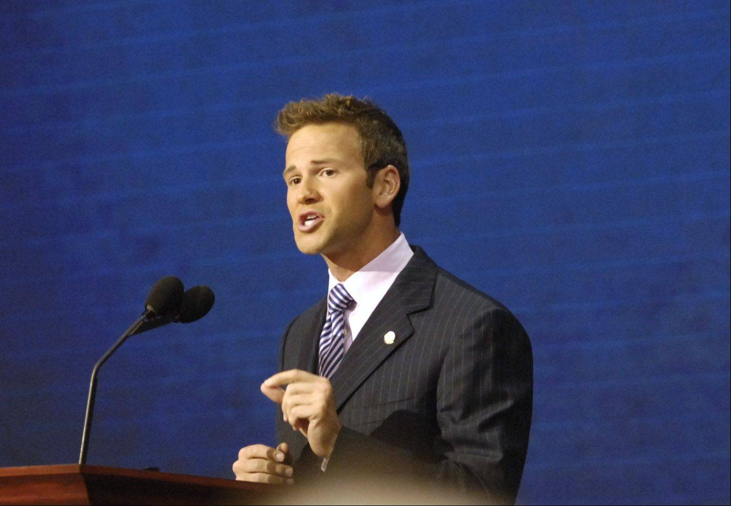 Schock to Illinois delegates: GOP can learn from Madigan